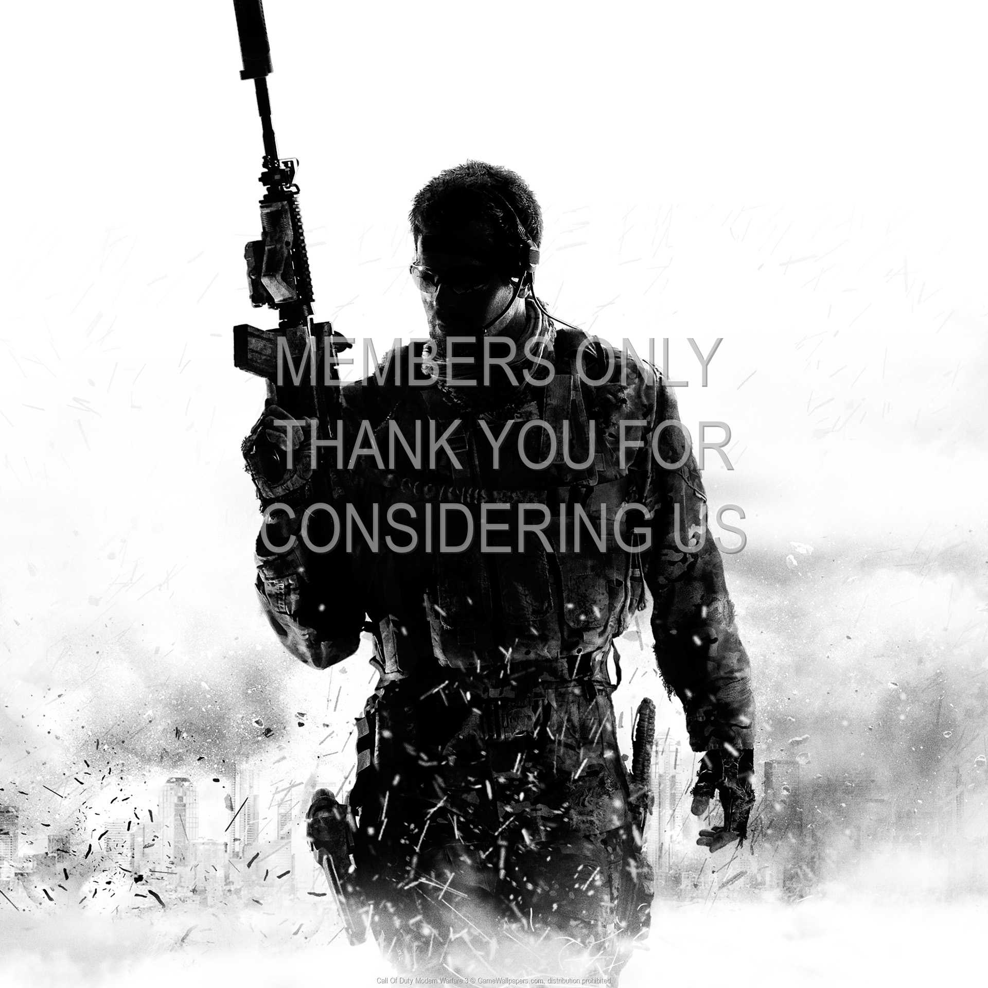 Call Of Duty: Modern Warfare 3 1080p Horizontal Mobile wallpaper or background 01