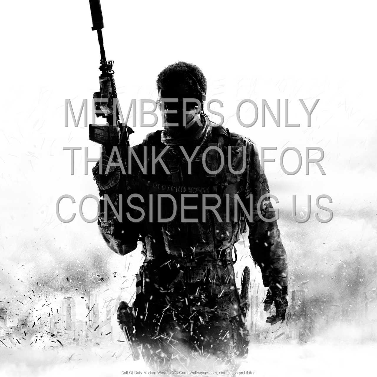 Call Of Duty: Modern Warfare 3 720p Horizontal Mobile wallpaper or background 01