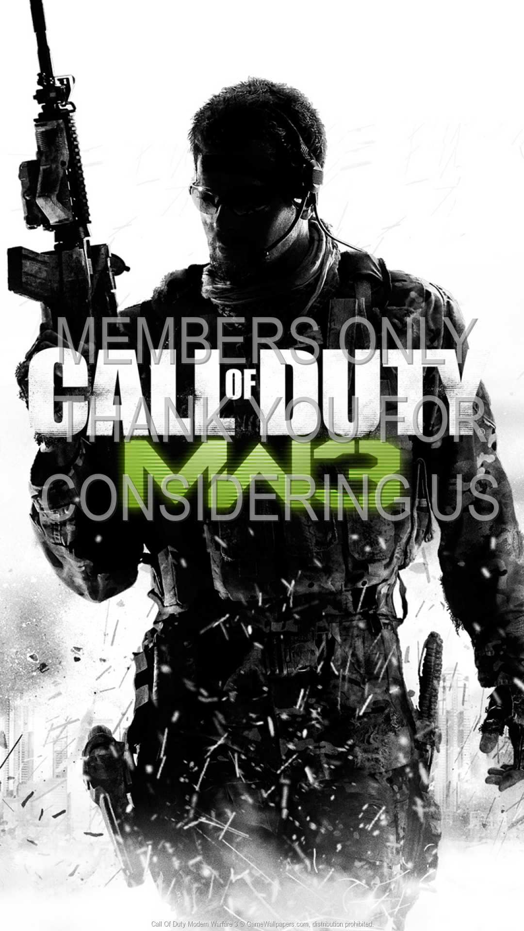 Call Of Duty: Modern Warfare 3 1080p Vertical Mobile wallpaper or background 02