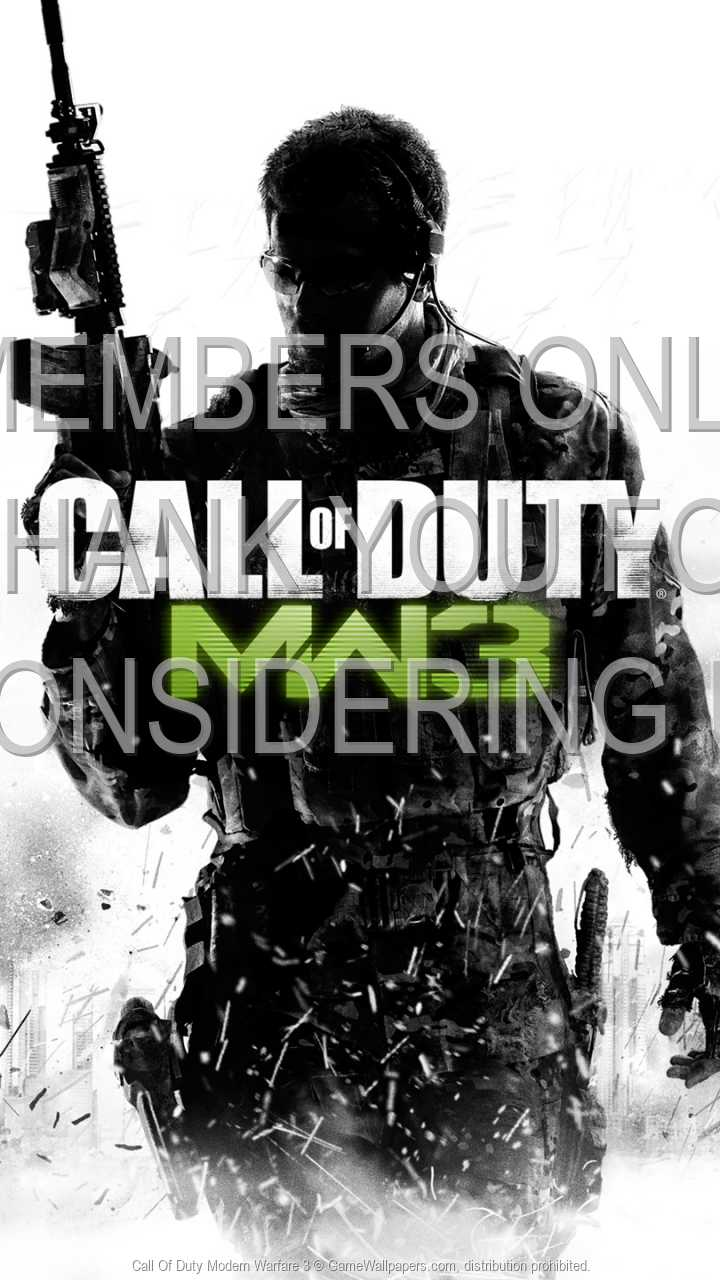 Call Of Duty: Modern Warfare 3 720p Vertical Mobile wallpaper or background 02