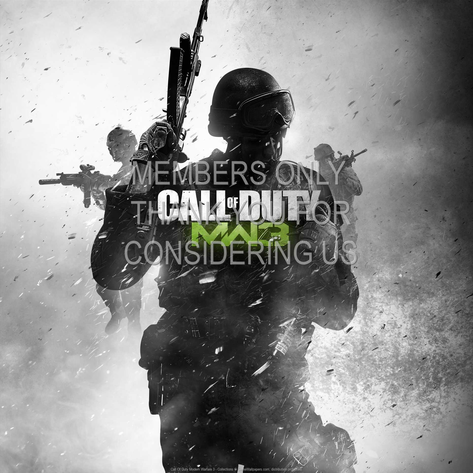 Call Of Duty: Modern Warfare 3 - Collections 1080p Horizontal Handy Hintergrundbild 02