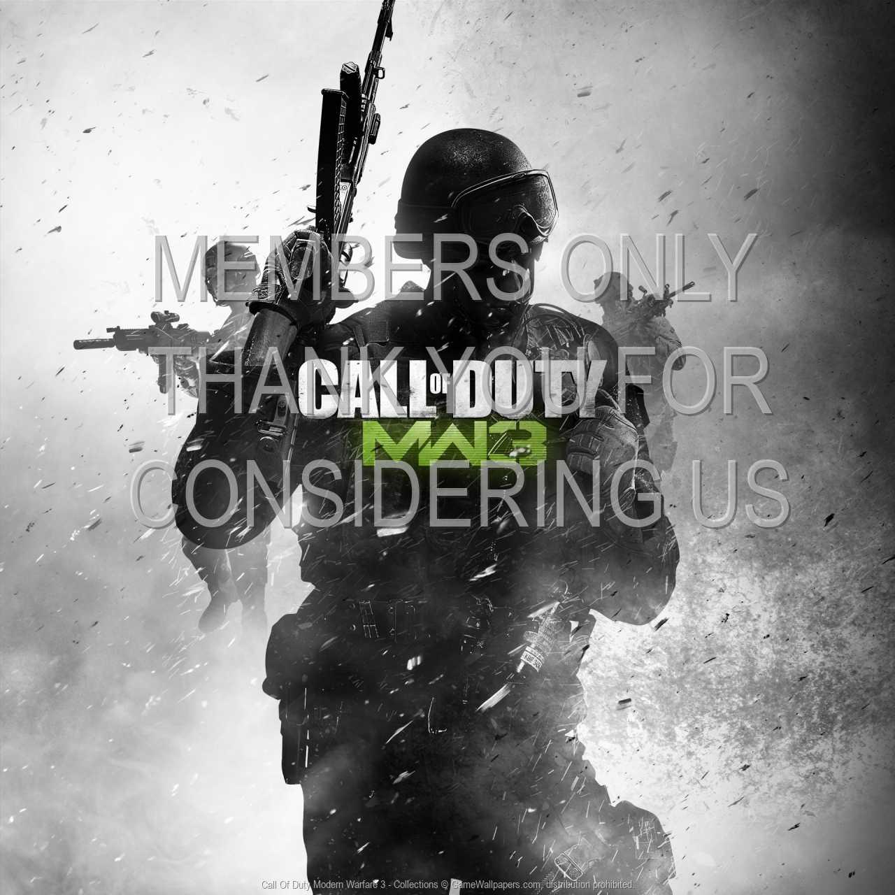Call Of Duty: Modern Warfare 3 - Collections 720p Horizontal Handy Hintergrundbild 02