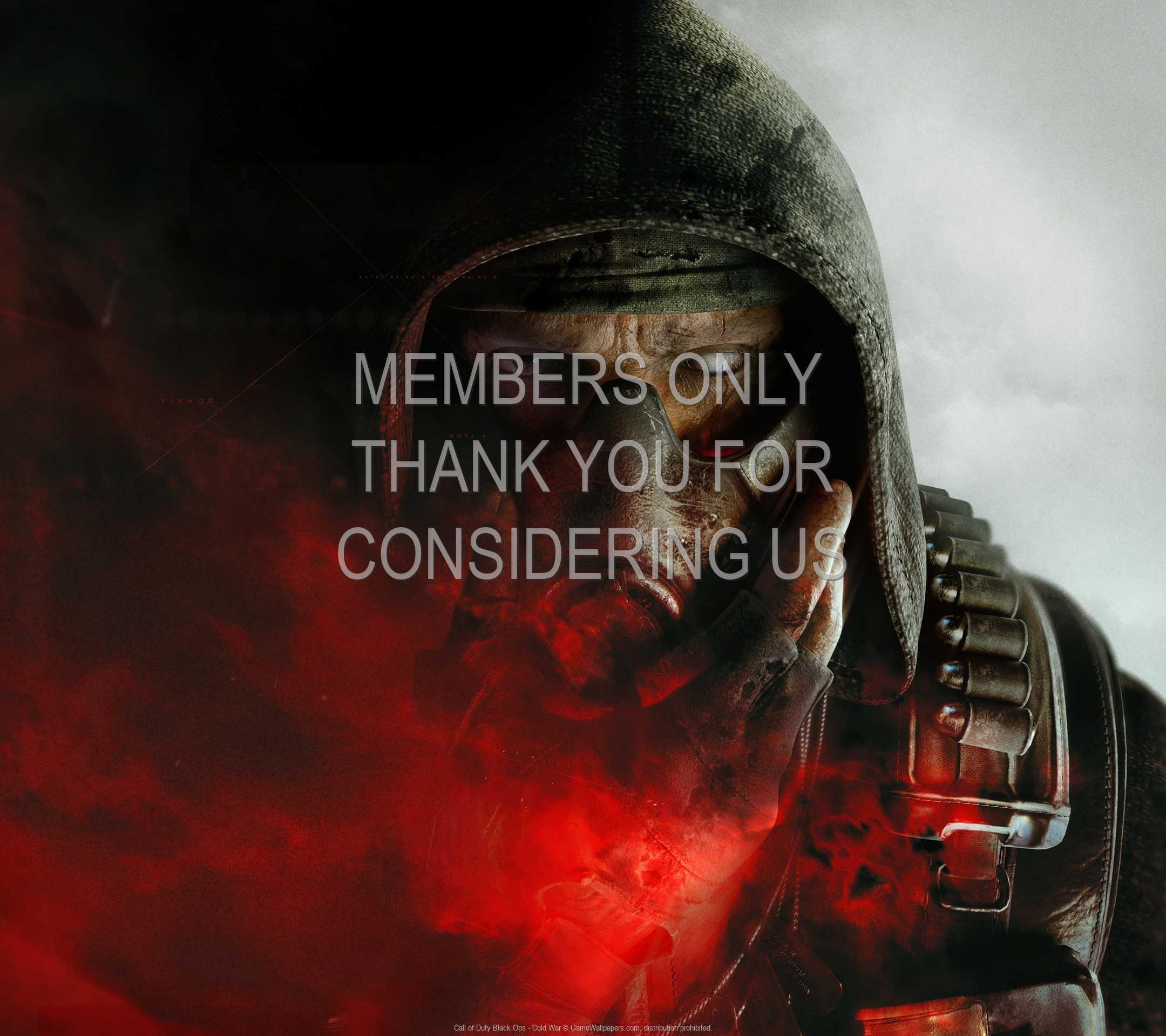 Call of Duty: Black Ops - Cold War 1080p Horizontal Handy Hintergrundbild 02