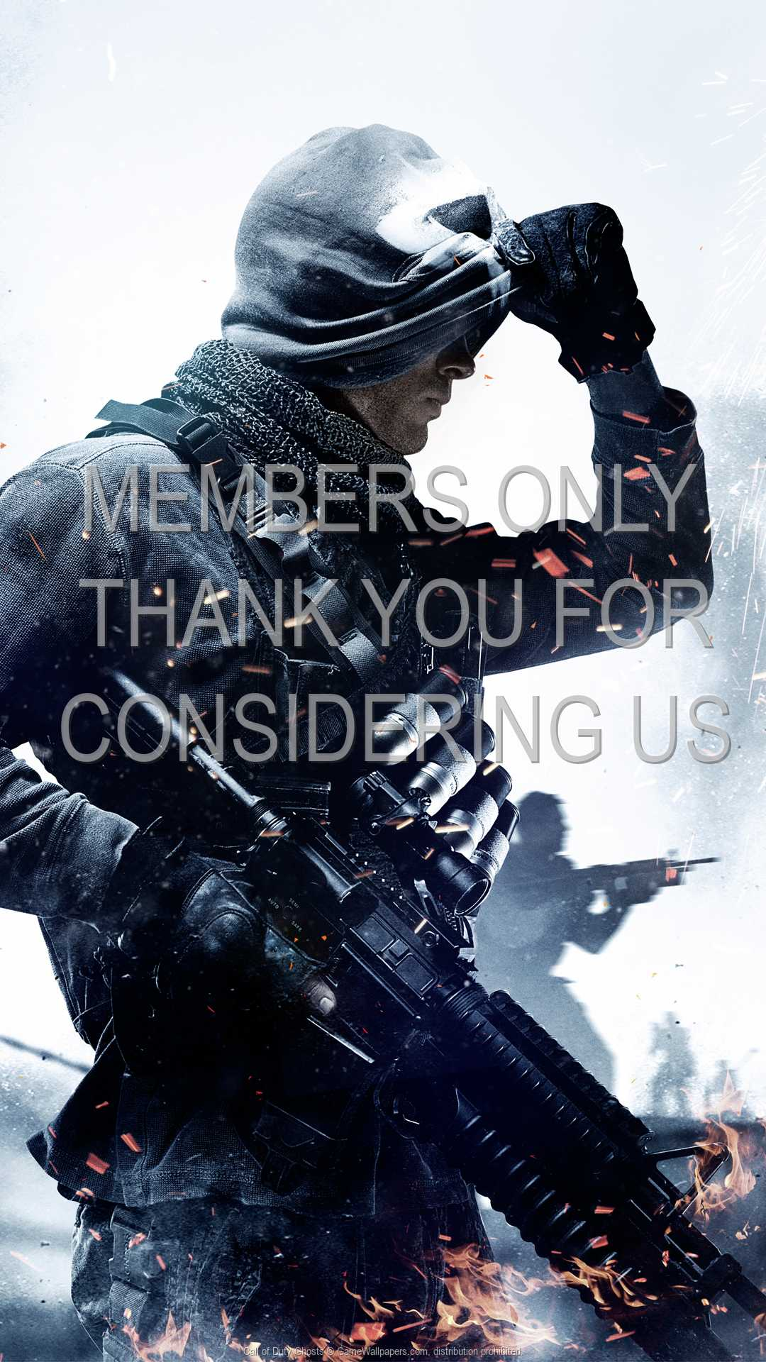 Call Of Duty Ghosts Wallpaper 06 1080p Vertical