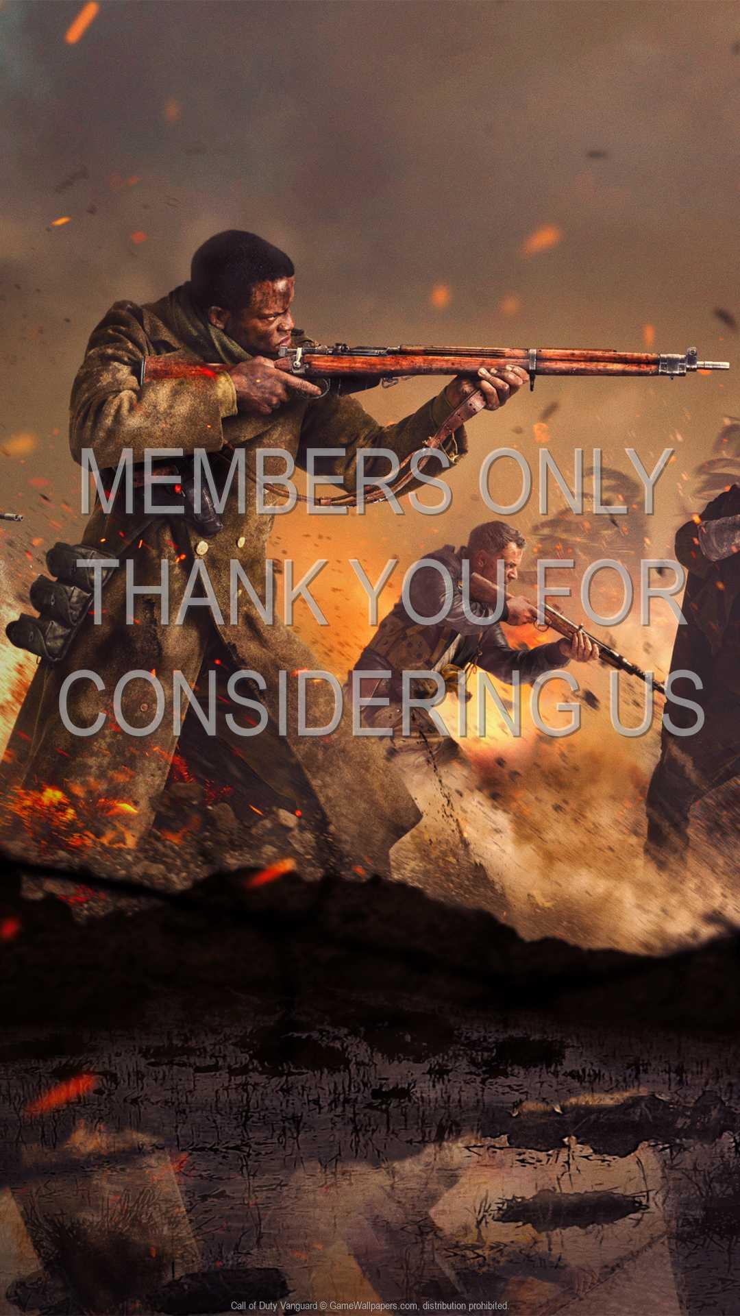 Call of Duty: Vanguard 1080p Vertical Móvil fondo de escritorio 01