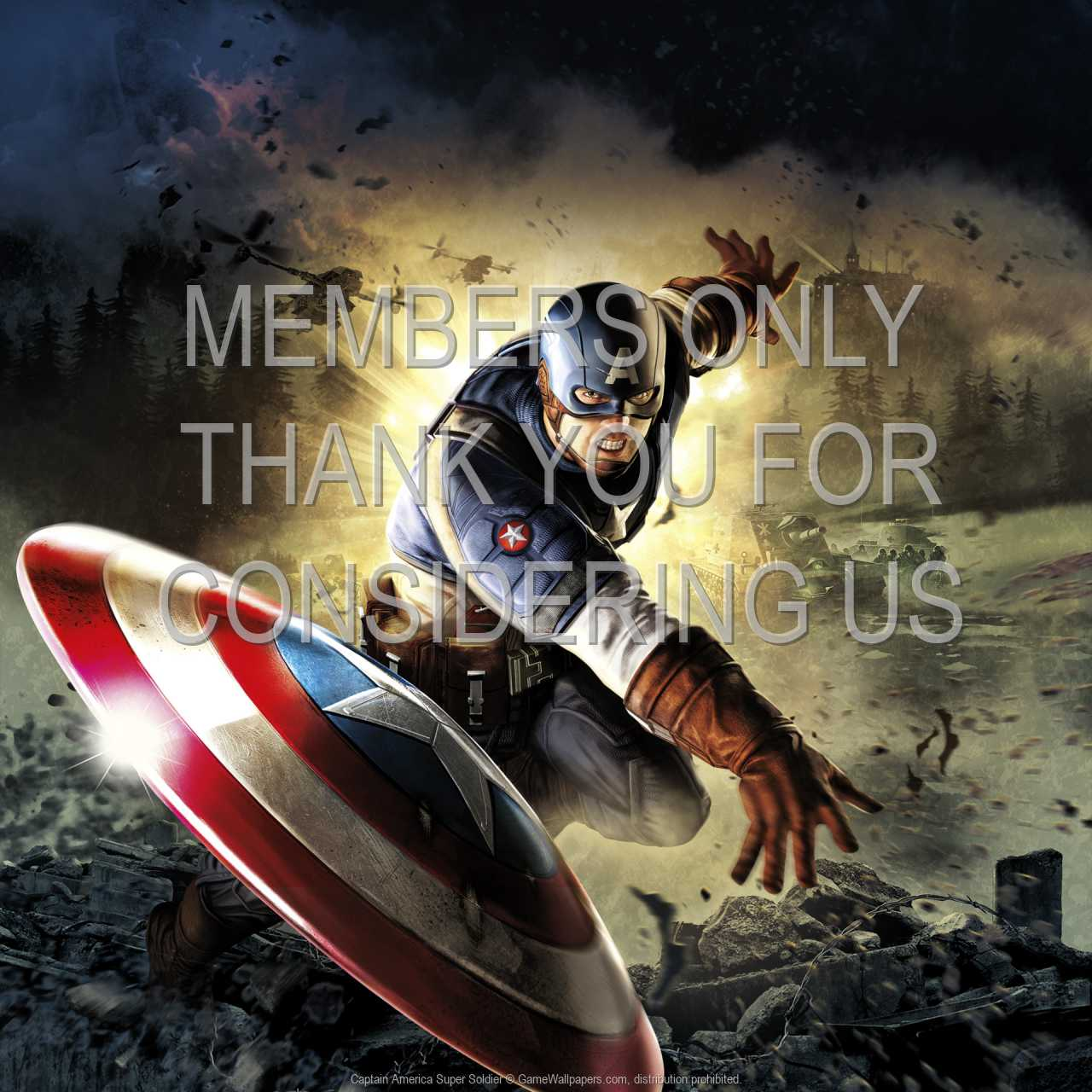 Captain America: Super Soldier 720p Horizontal Móvil fondo de escritorio 01