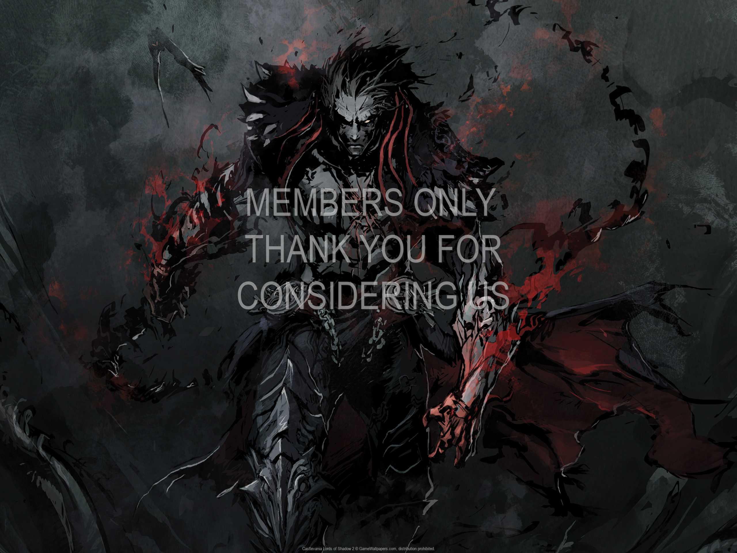 Castlevania: Lords of Shadow 2 1080p Horizontal Handy Hintergrundbild 02