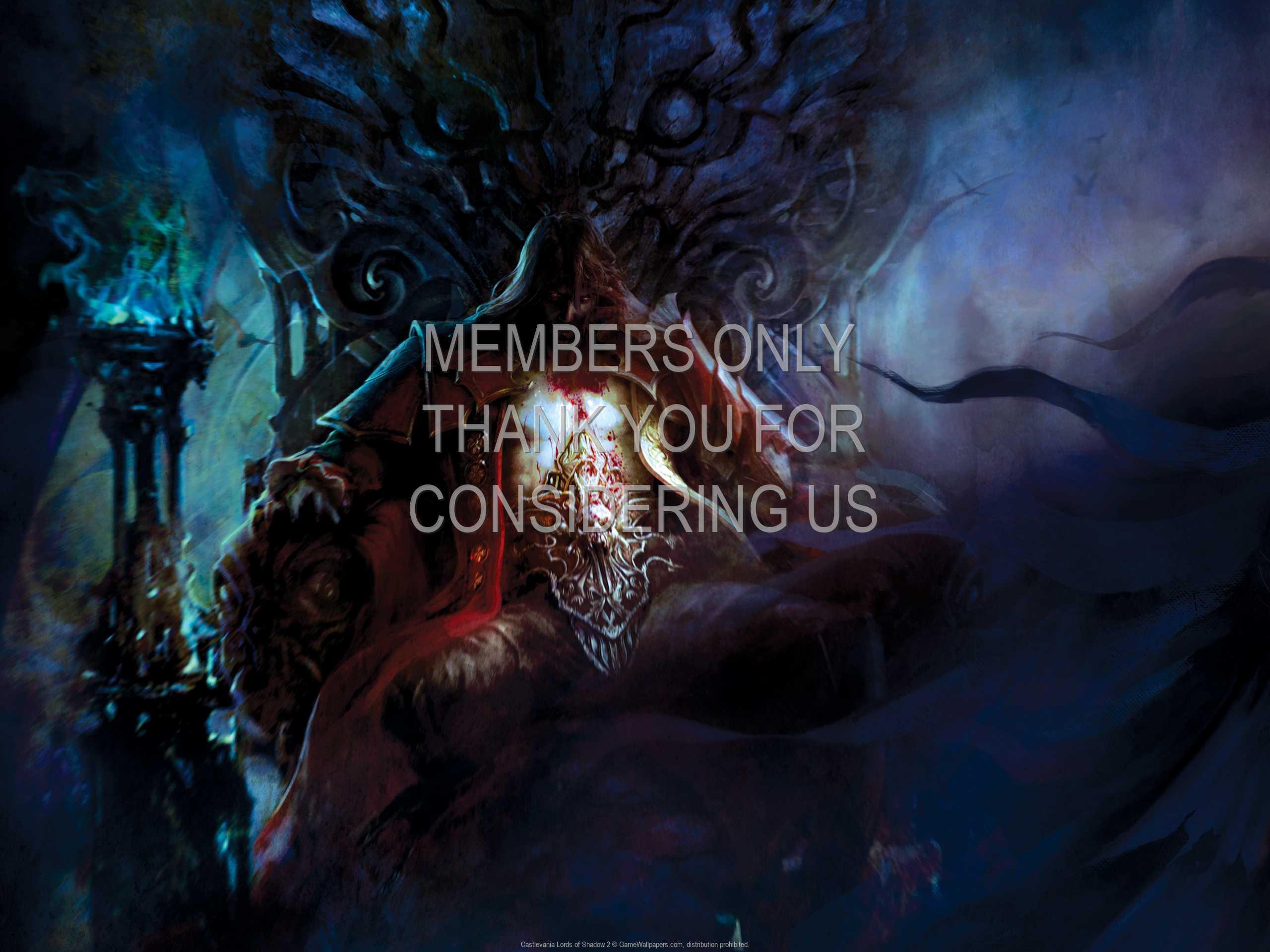 Castlevania: Lords of Shadow 2 1080p Horizontal Handy Hintergrundbild 04