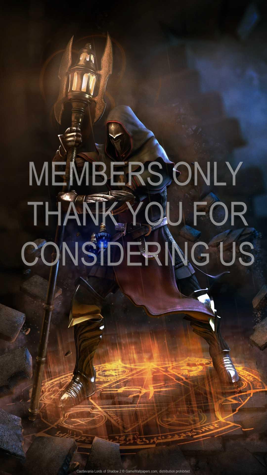 Castlevania: Lords of Shadow 2 1080p Vertical Handy Hintergrundbild 07