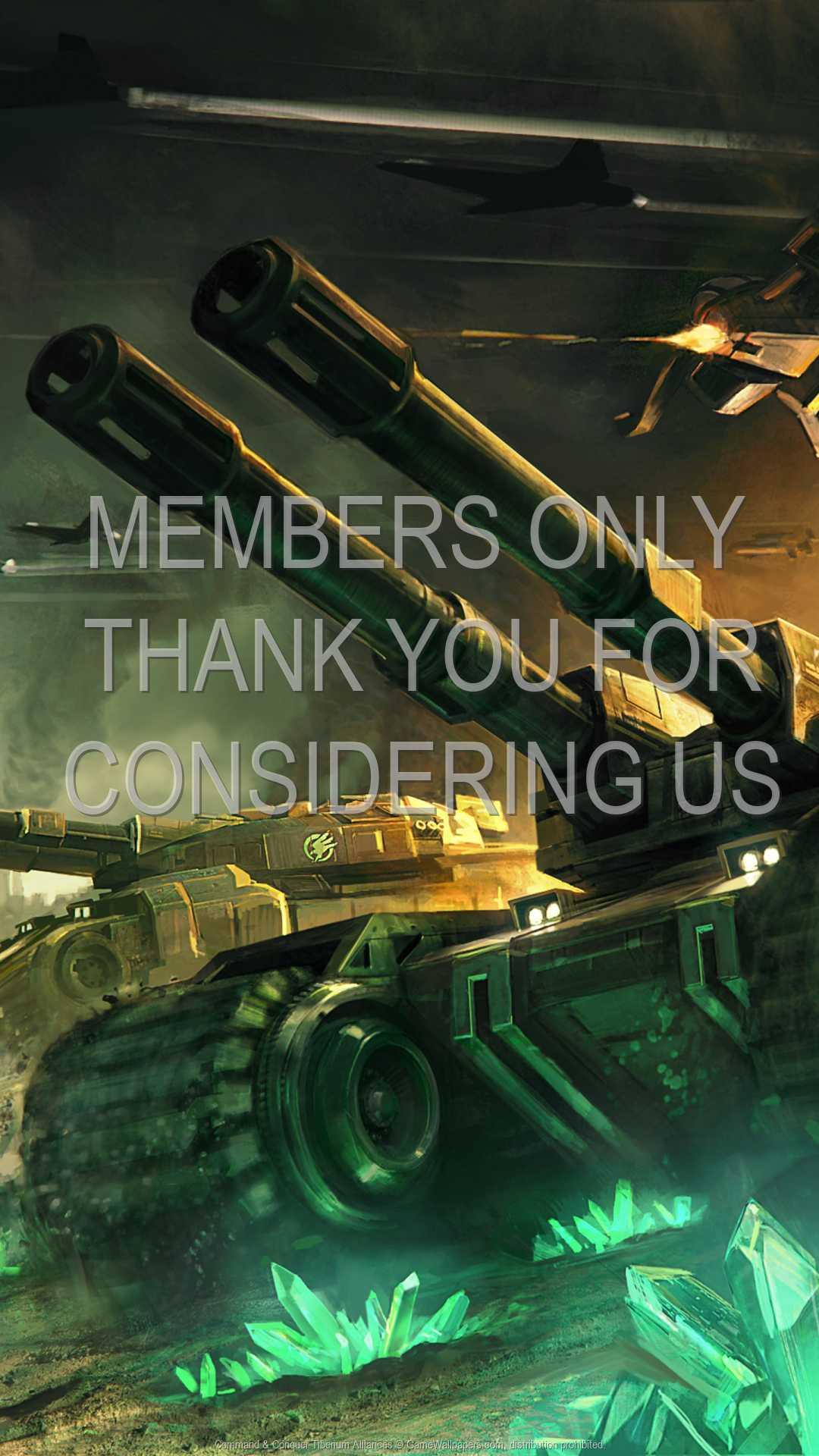 Command & Conquer: Tiberium Alliances 1080p Vertical Mobile wallpaper or background 01