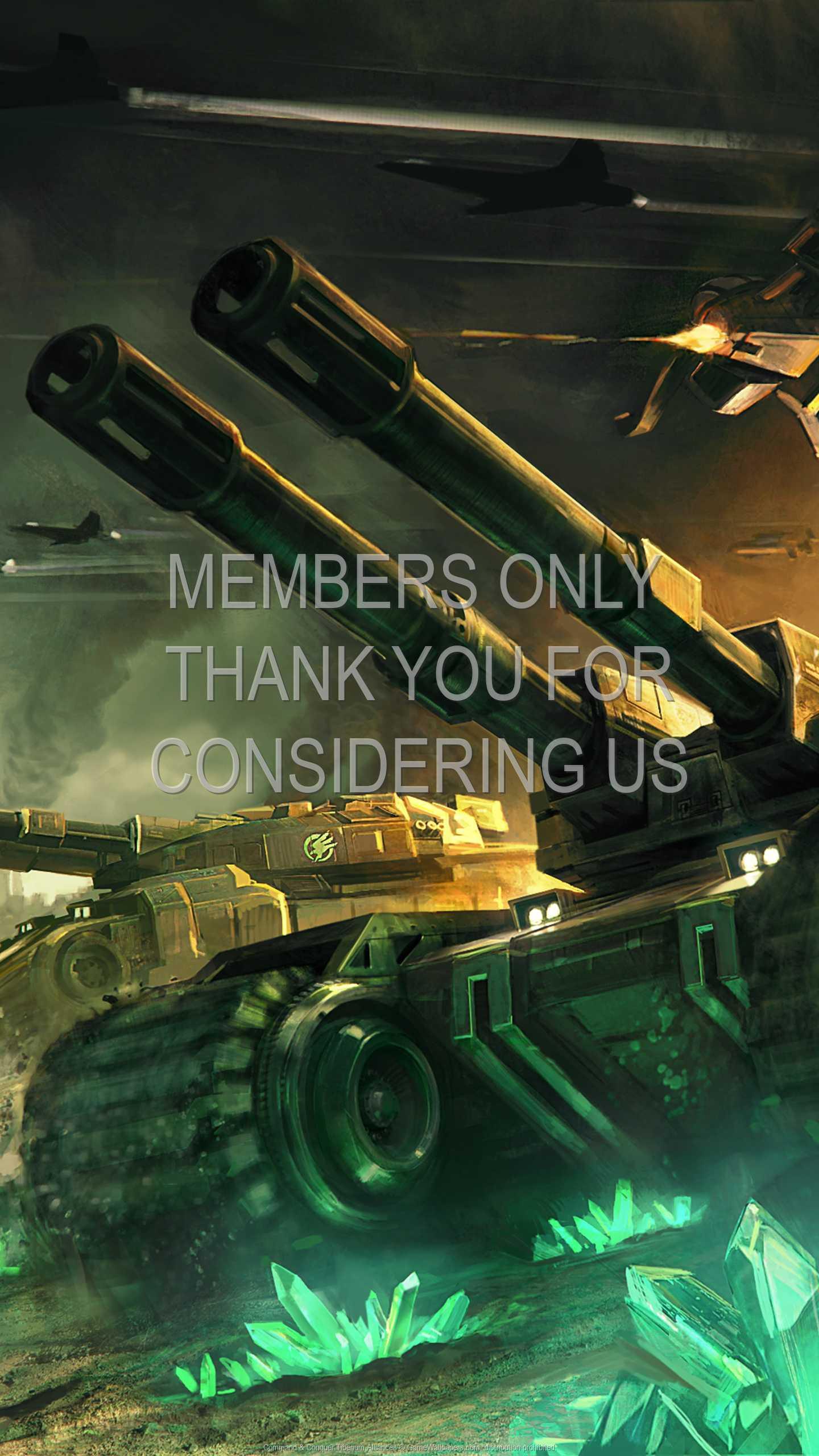 Command & Conquer: Tiberium Alliances 1440p Vertical Mobile wallpaper or background 01