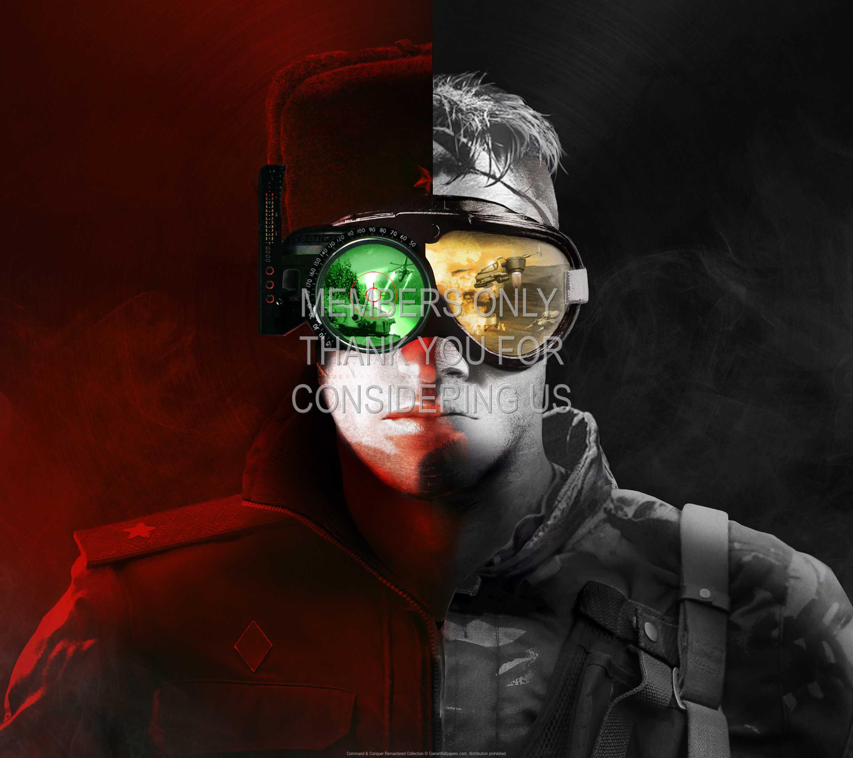 Command & Conquer Remastered Collection 1440p Horizontal Handy Hintergrundbild 01