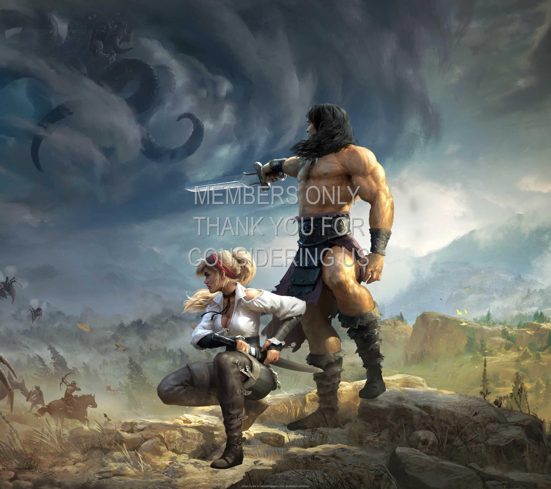 Conan Exiles 1440p Horizontal Mobile fond d'écran 02