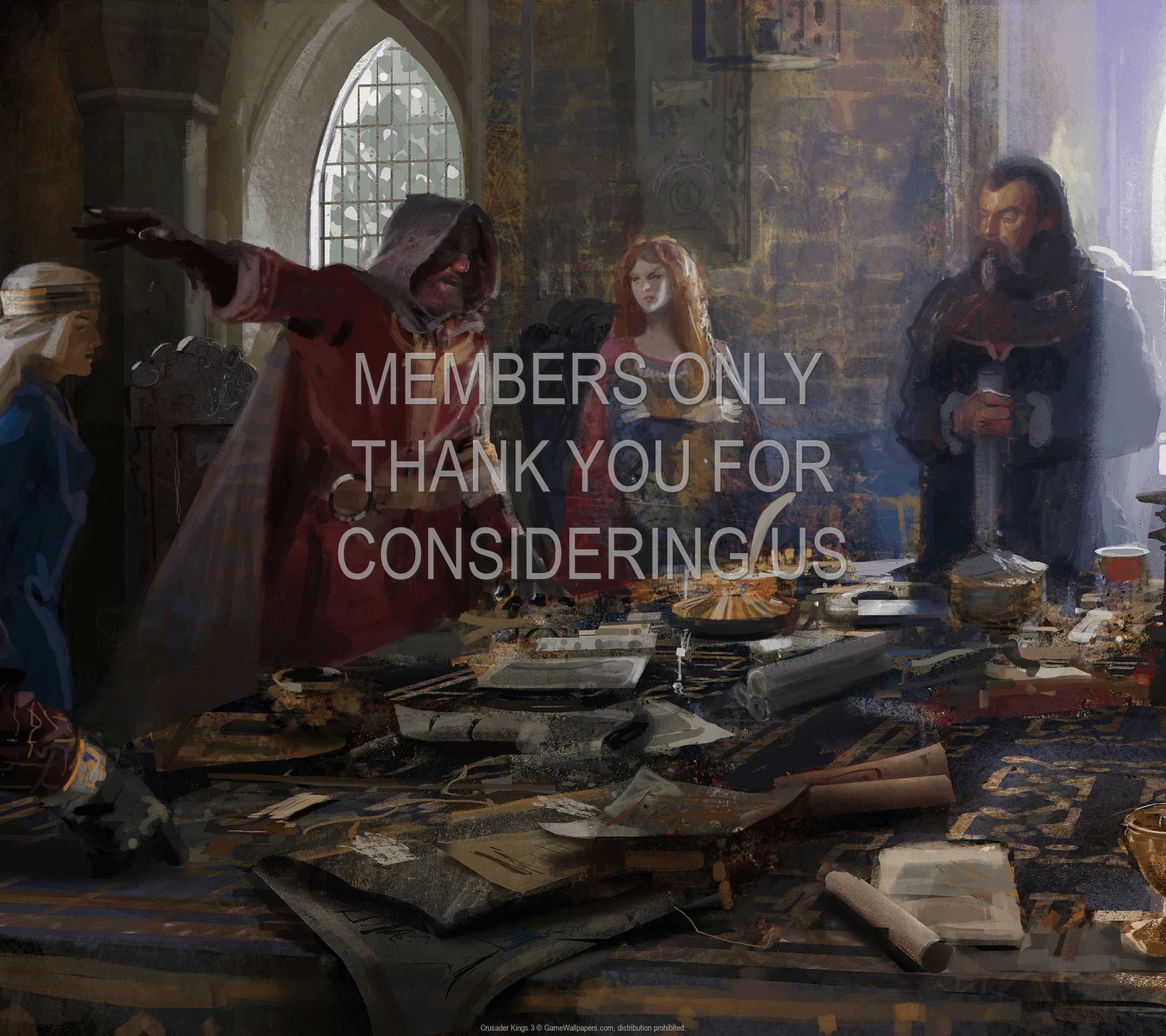 Crusader Kings 3 1080p Horizontal Mobile wallpaper or background 02