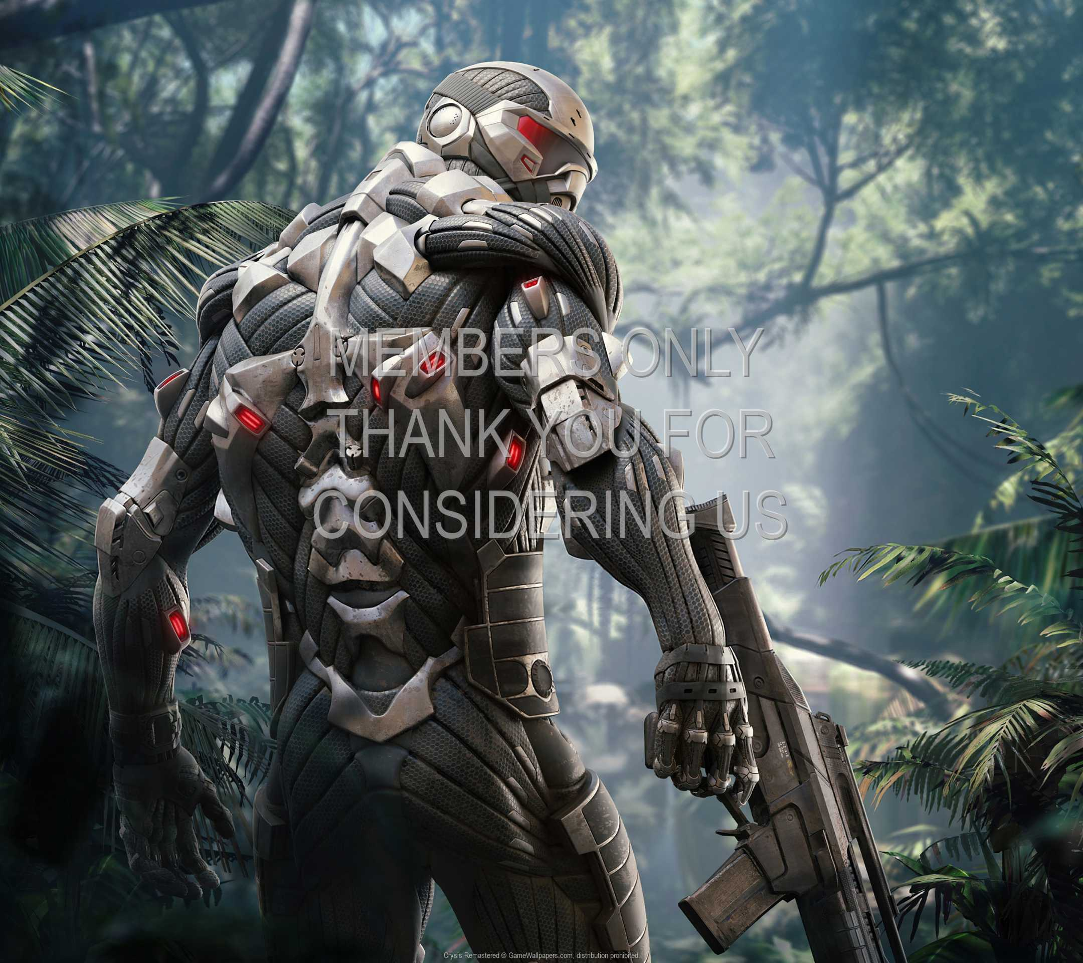 Crysis: Remastered 1080p Horizontal Mobile fond d'écran 01