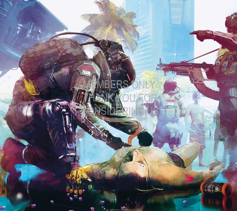 Cyberpunk 2077 1440p Horizontal Mobile fond d'écran 10