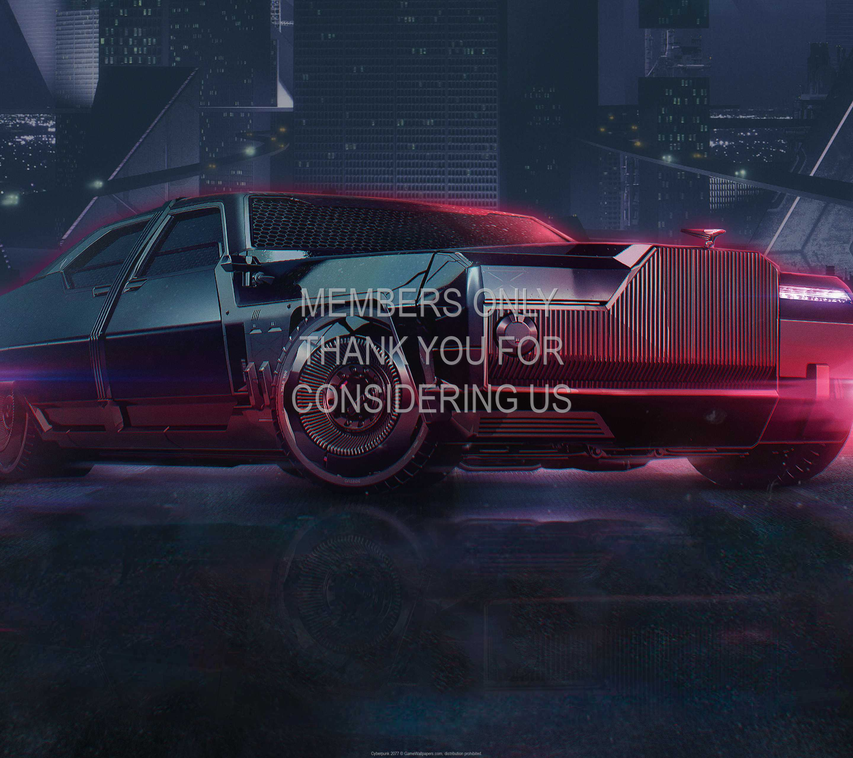 Cyberpunk 2077 1440p Horizontal Mobile fond d'écran 26