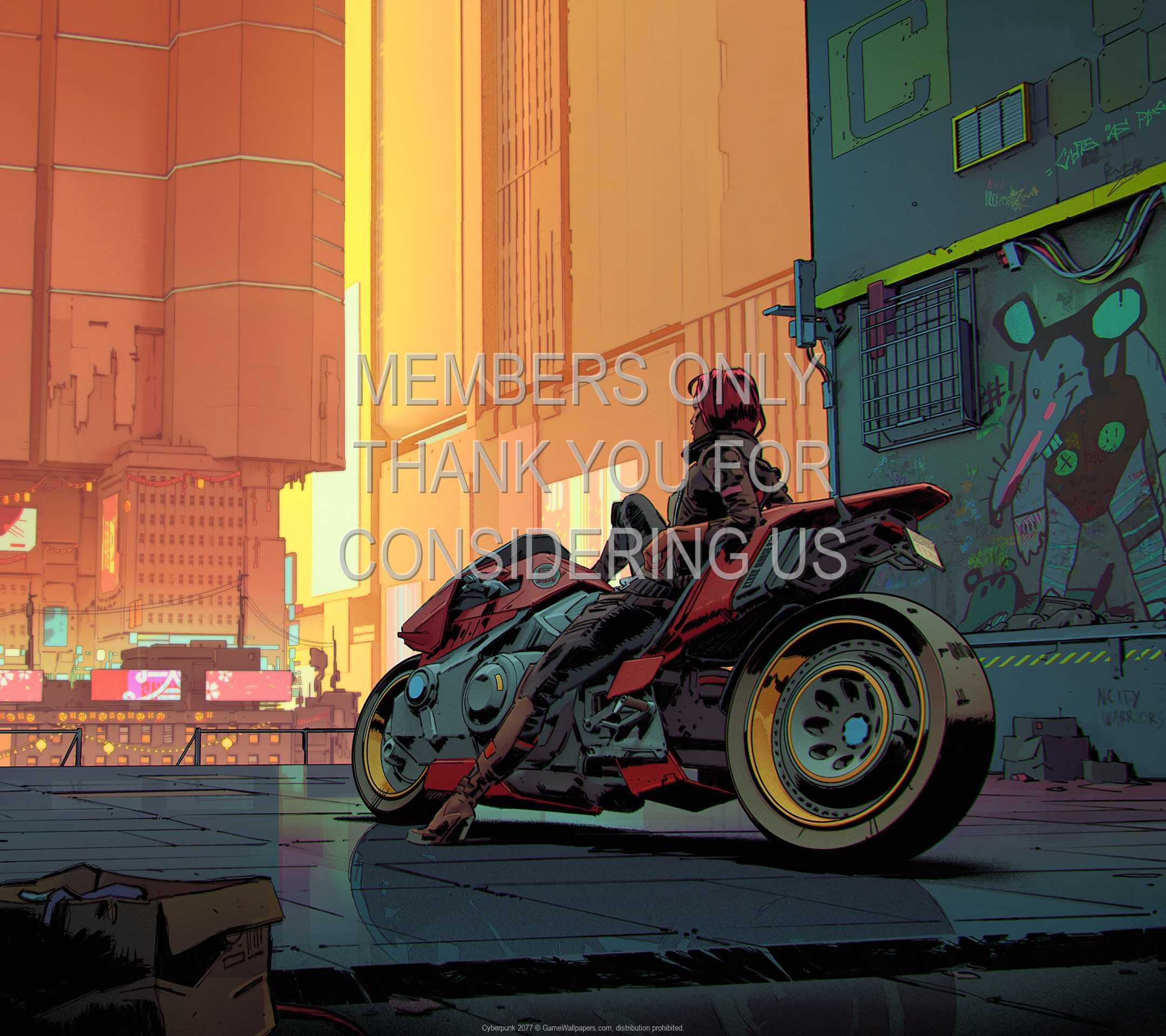 Cyberpunk 2077 1080p Horizontal Handy Hintergrundbild 27