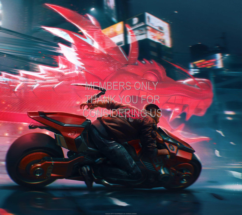 Cyberpunk 2077 1440p Horizontal Mobiele achtergrond 30