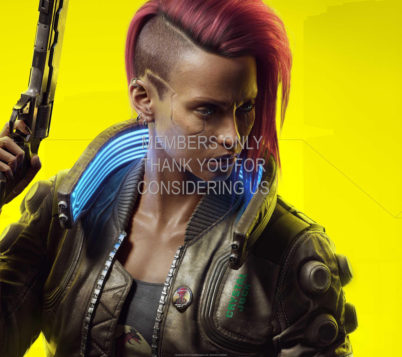 Cyberpunk 2077 1440p Horizontal Móvil fondo de escritorio 33