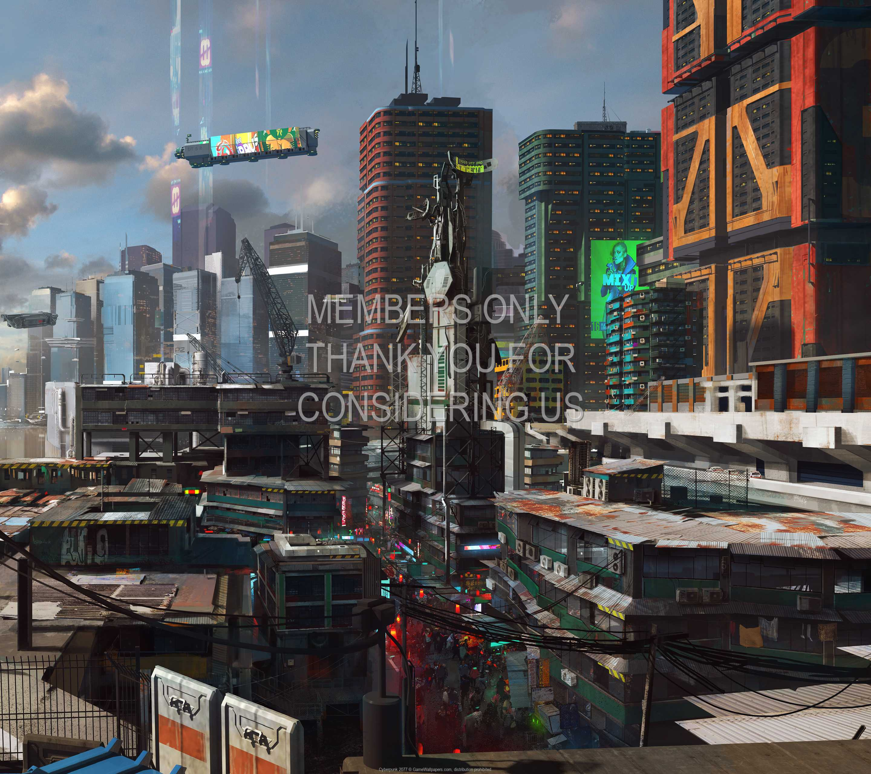 Cyberpunk 2077 1440p Horizontal Mobile fond d'écran 35