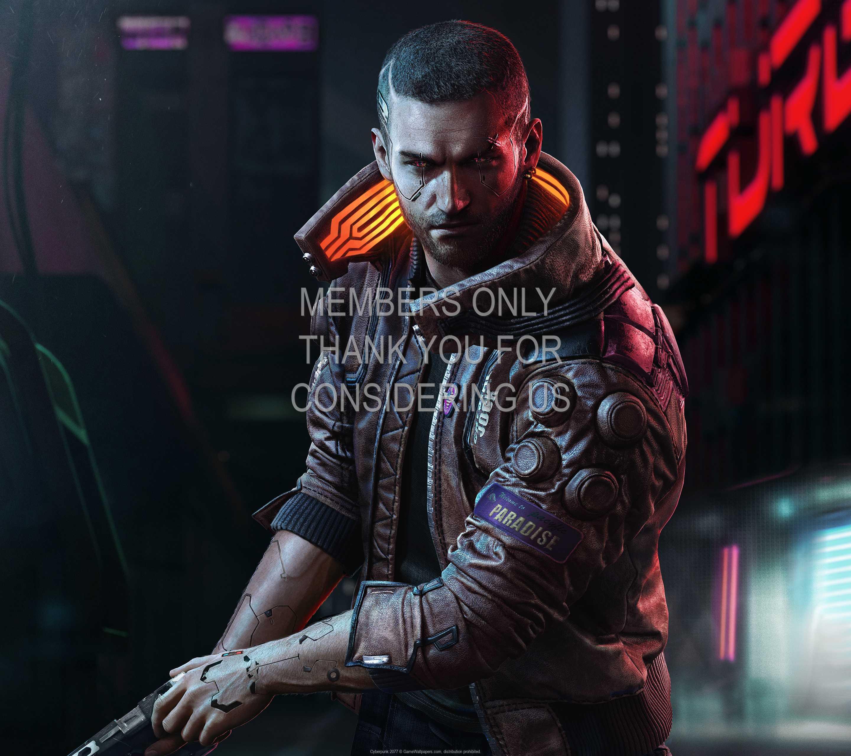 Cyberpunk 2077 1440p Horizontal Mobile fond d'écran 38