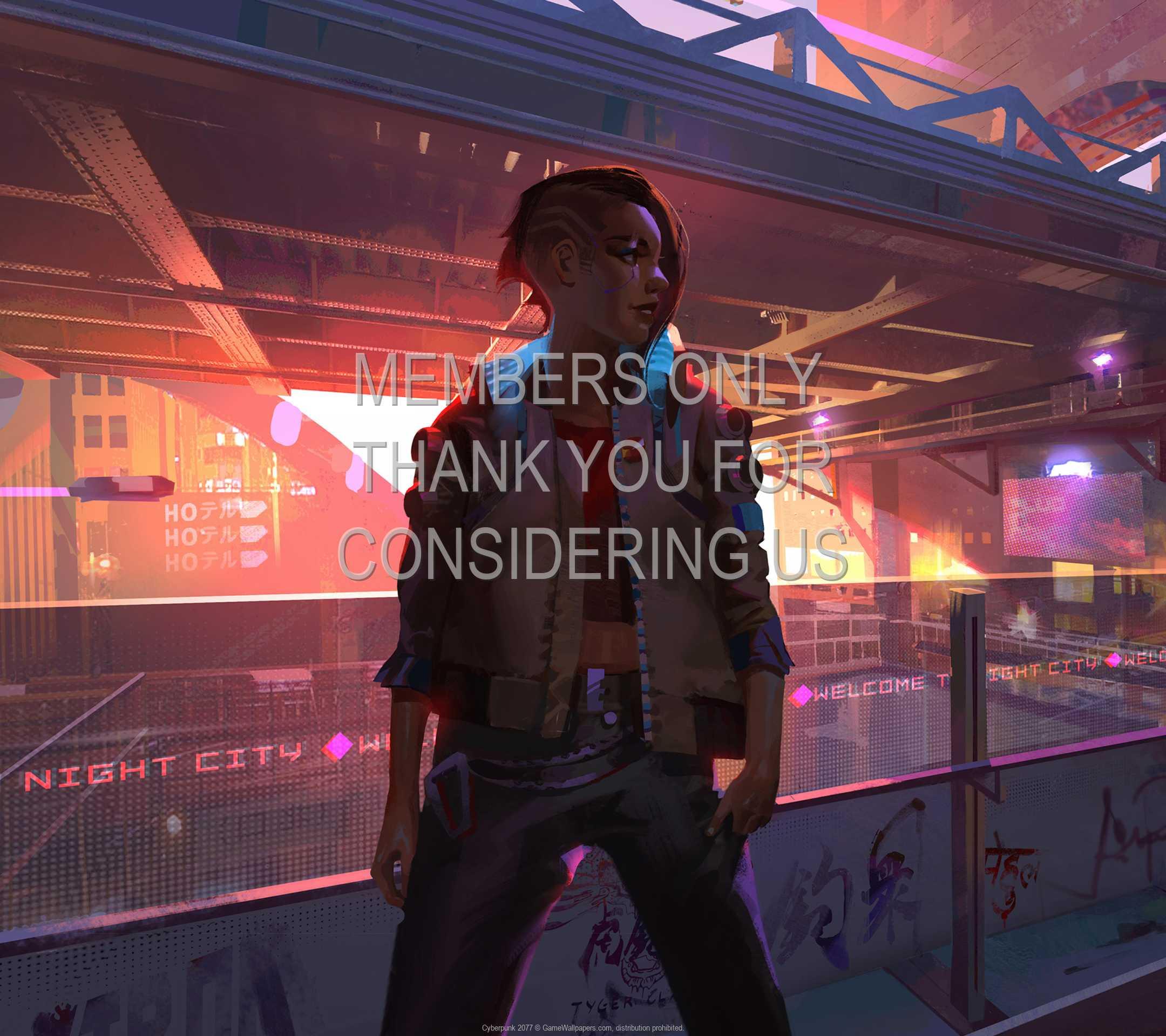 Cyberpunk 2077 1080p Horizontal Mobile fond d'écran 40