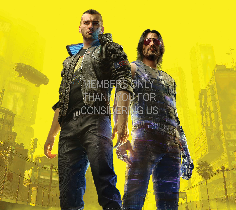 Cyberpunk 2077 1440p Horizontal Mobile wallpaper or background 46