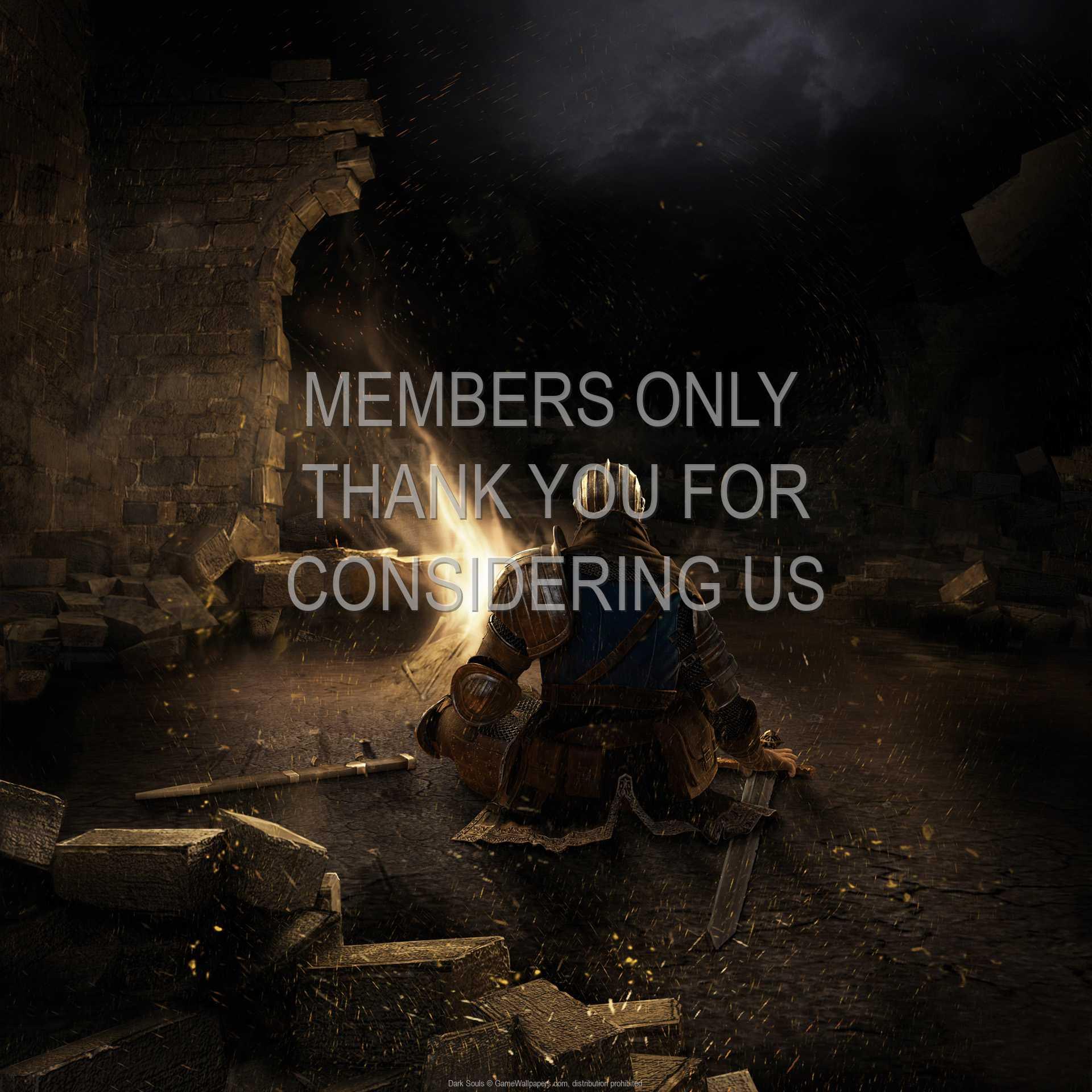 Dark Souls 1080p Horizontal Handy Hintergrundbild 01