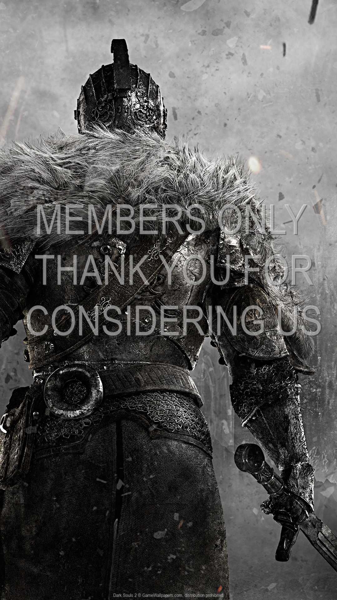 Dark Souls 2 1080p Vertical Handy Hintergrundbild 03