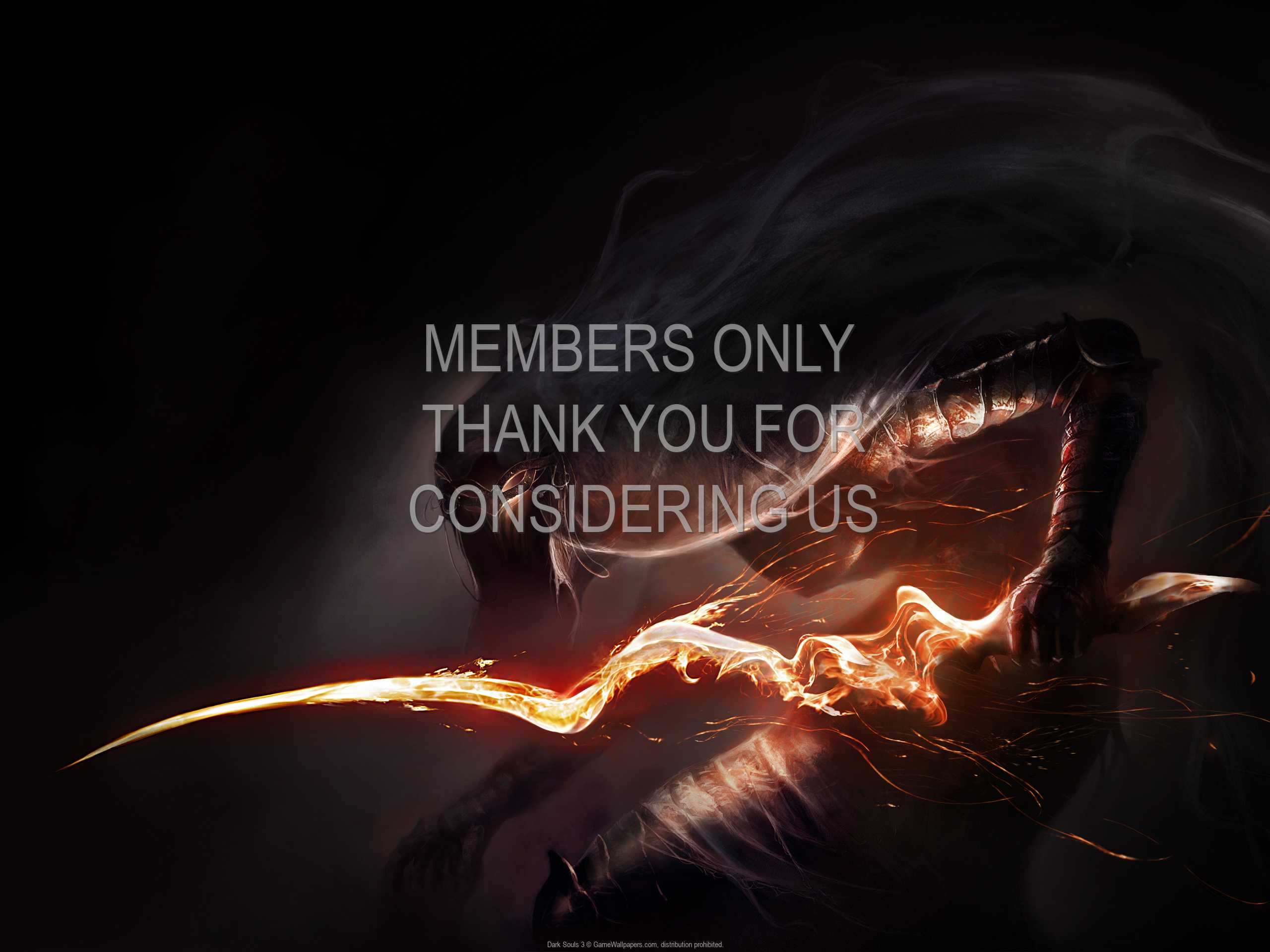 Dark Souls 3 1080p Horizontal Handy Hintergrundbild 03