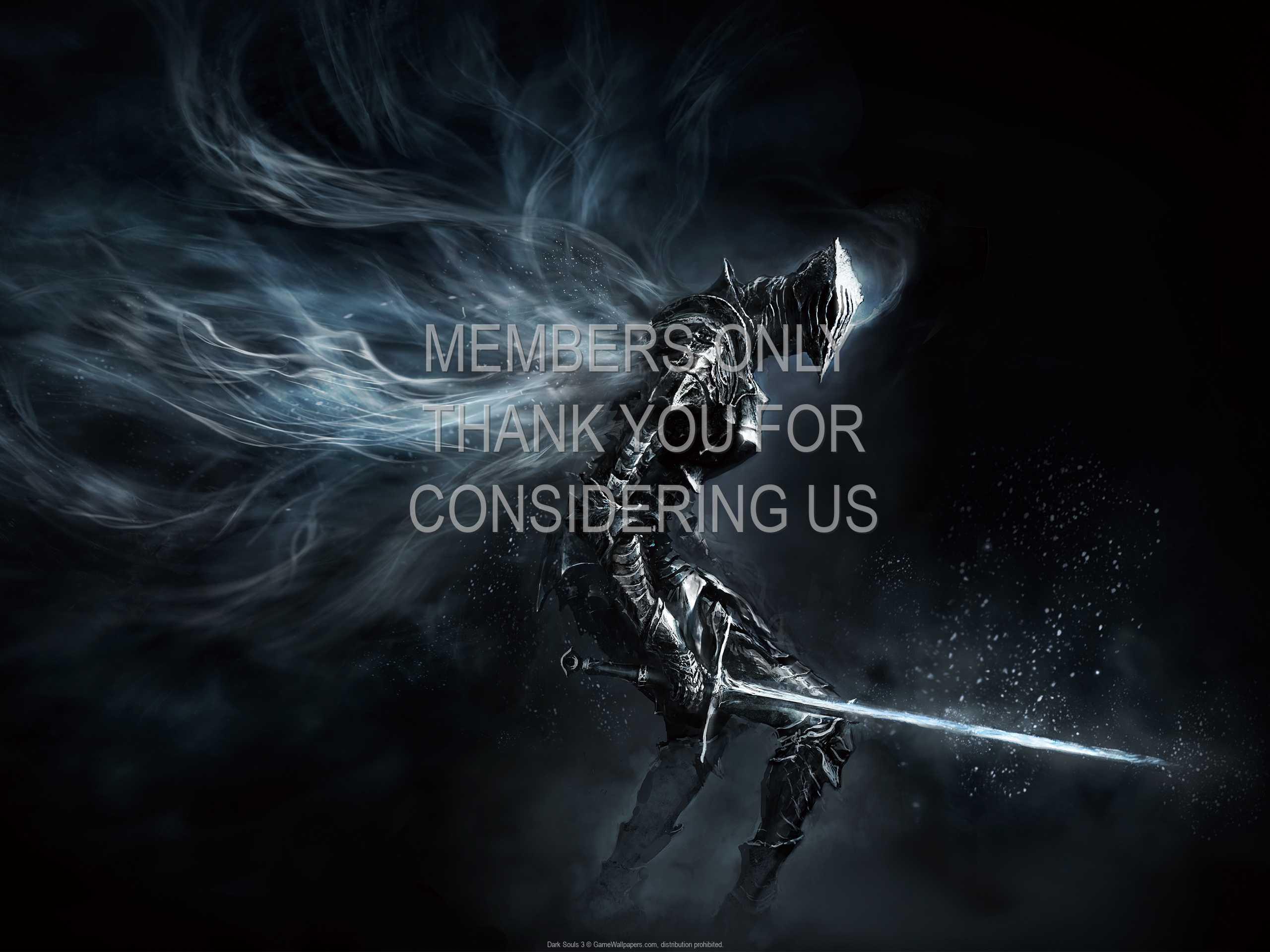Dark Souls 3 1080p Horizontal Handy Hintergrundbild 05