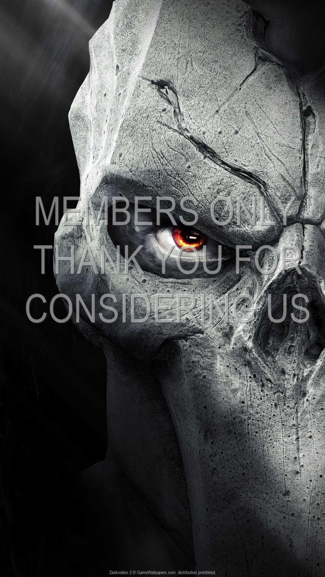 Darksiders 2 1080p Vertical Handy Hintergrundbild 03