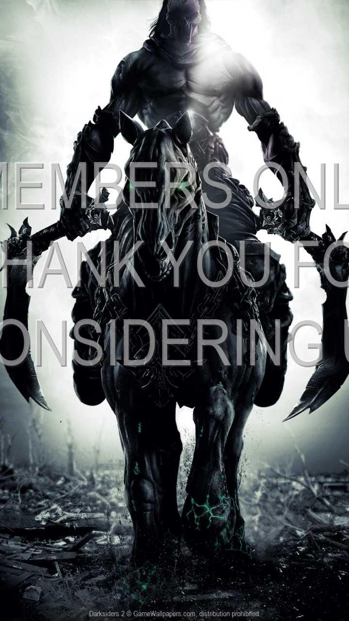 Darksiders 2 720p Vertical Handy Hintergrundbild 05