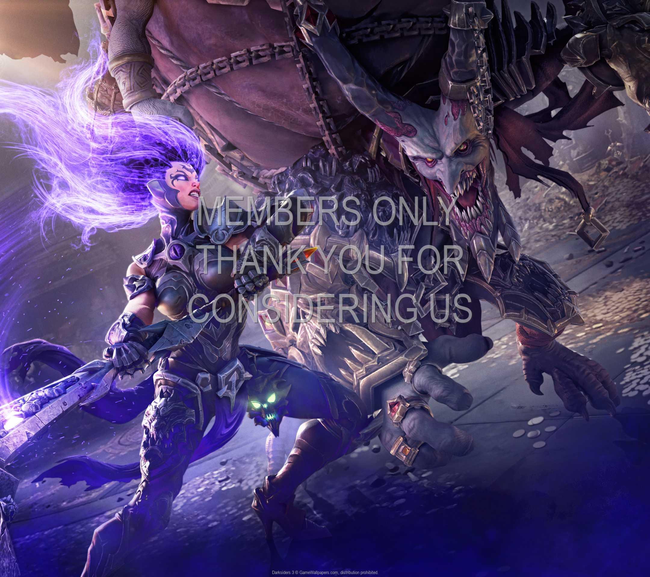 Darksiders 3 1080p Horizontal Mobile wallpaper or background 02