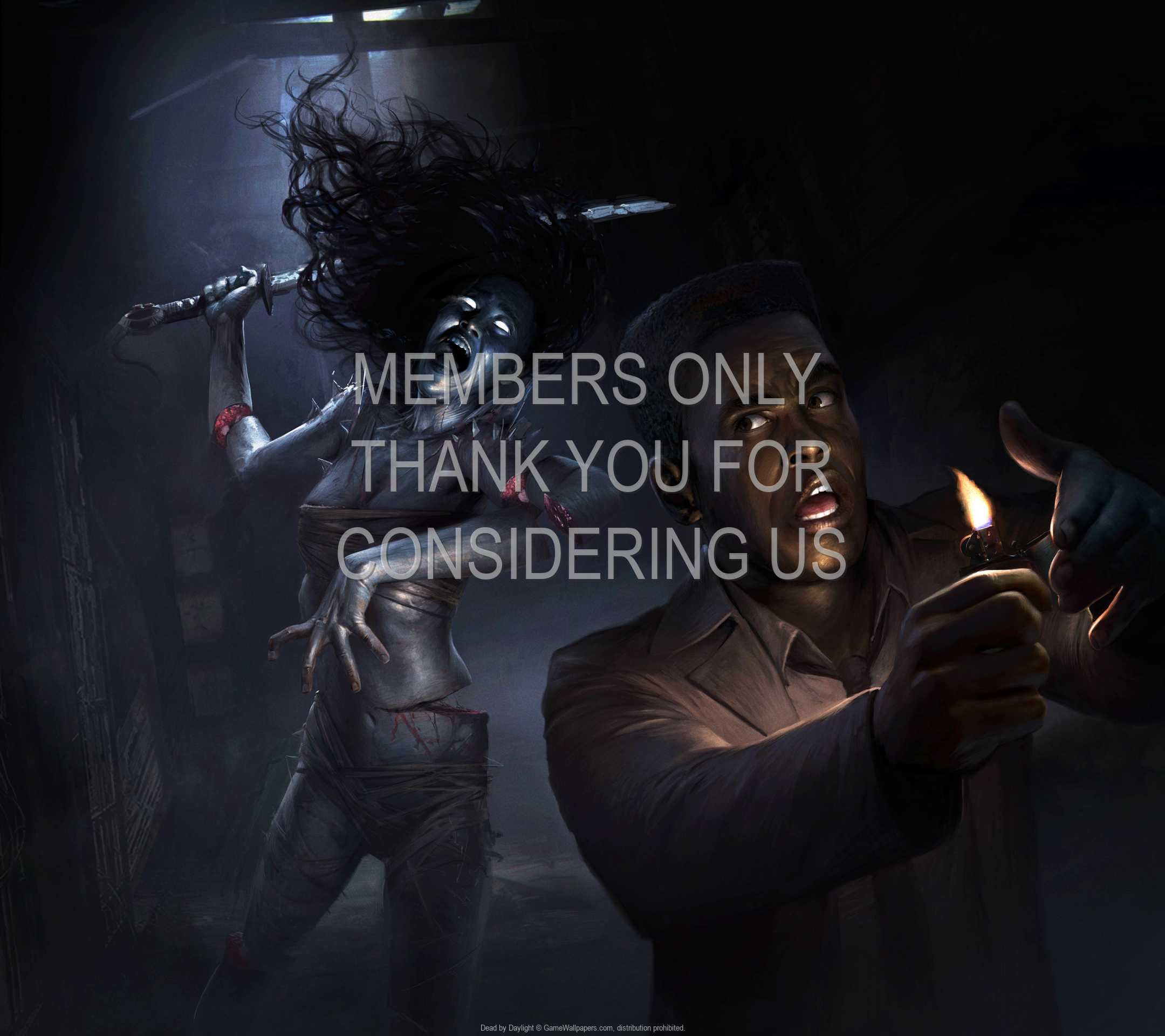Dead by Daylight 1080p Horizontal Mobile wallpaper or background 02