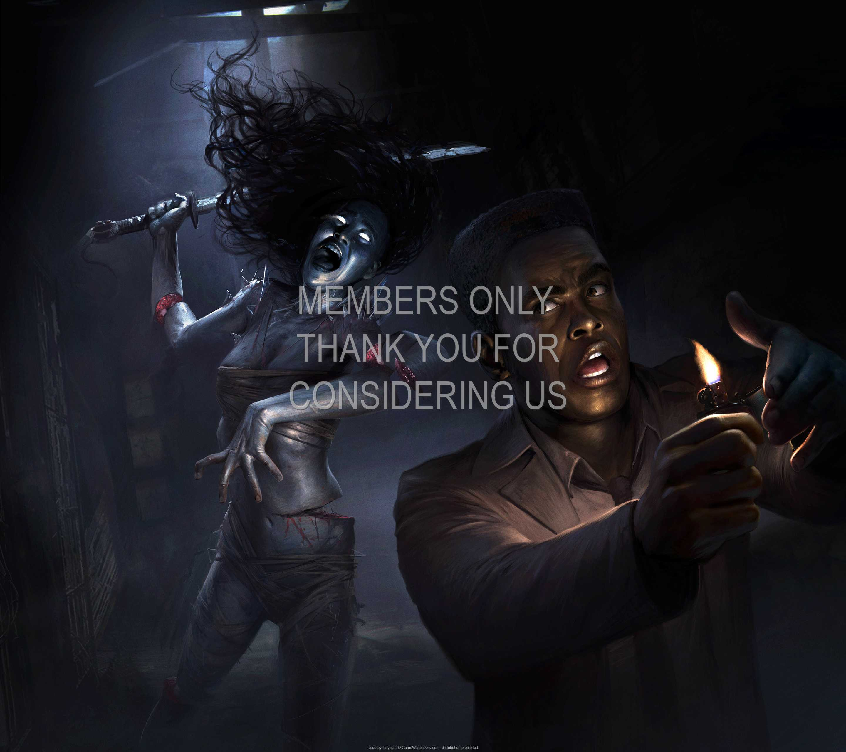 Dead by Daylight 1440p Horizontal Mobiele achtergrond 02