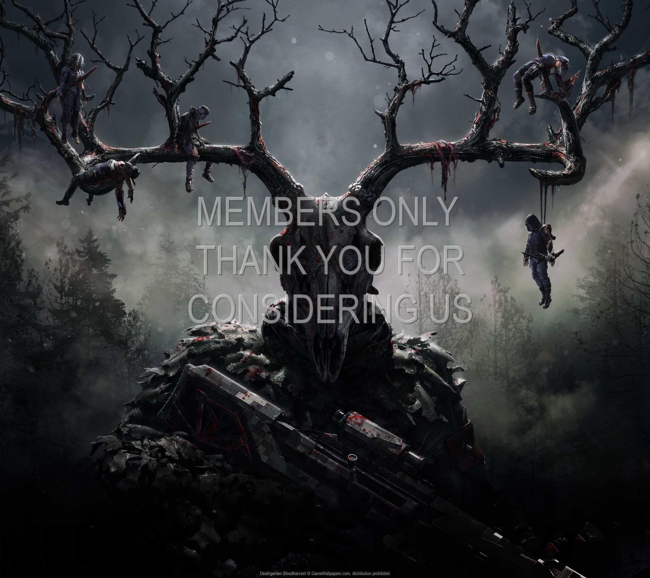 Deathgarden: Bloodharvest 1080p Horizontal Móvil fondo de escritorio 01
