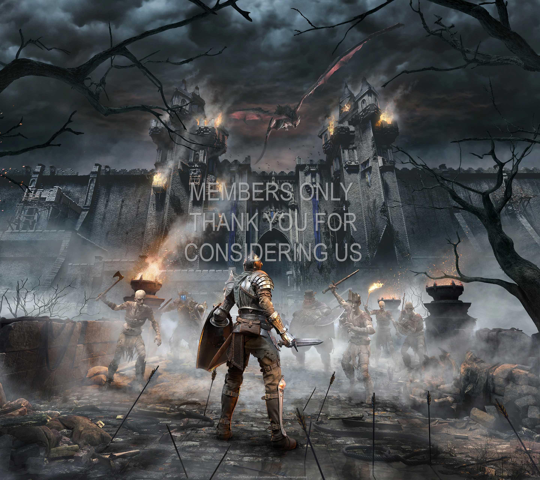 Demon's Souls 2020 1440p Horizontal Mobiele achtergrond 01