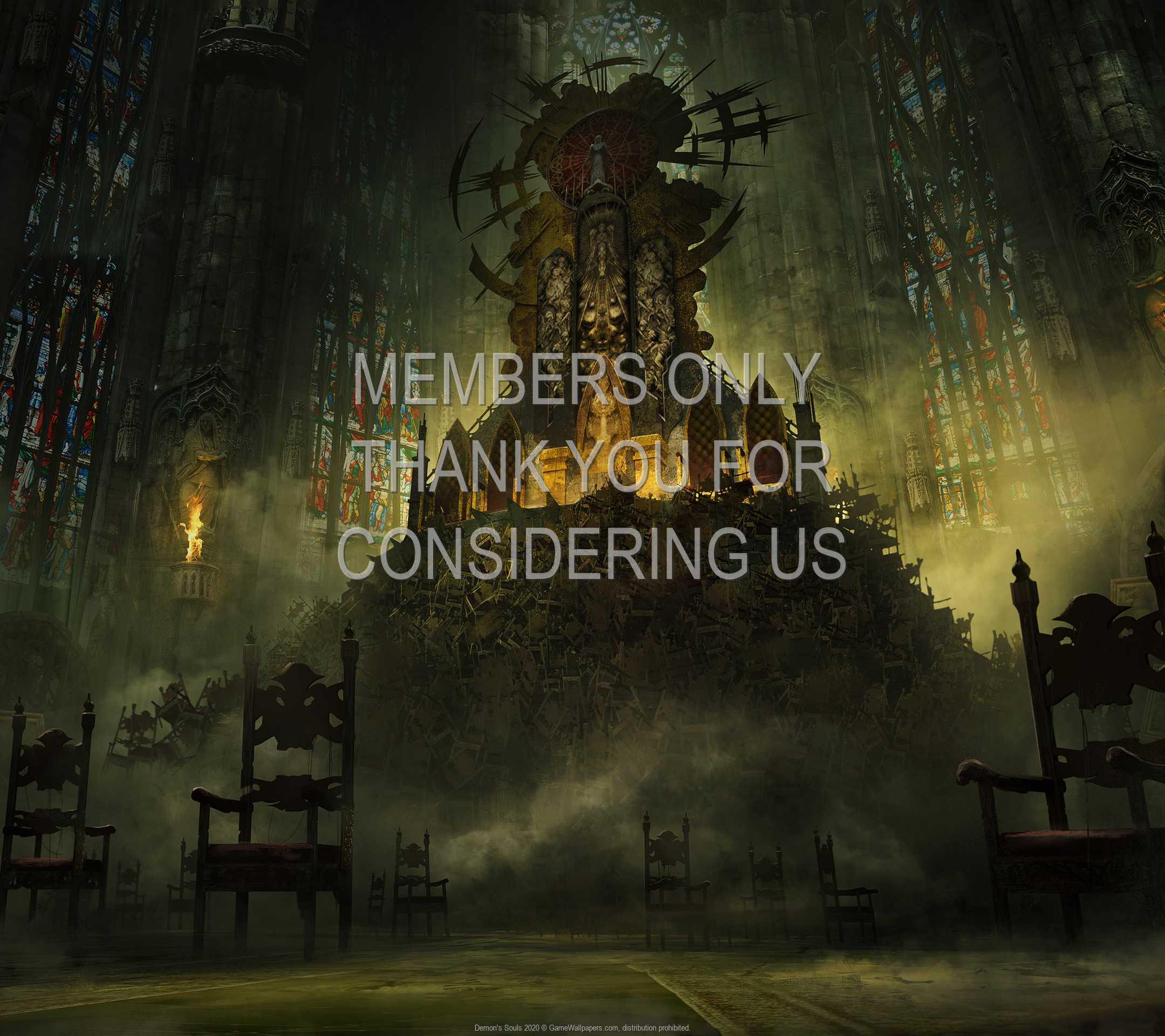 Demon's Souls 2020 1080p Horizontal Móvil fondo de escritorio 03