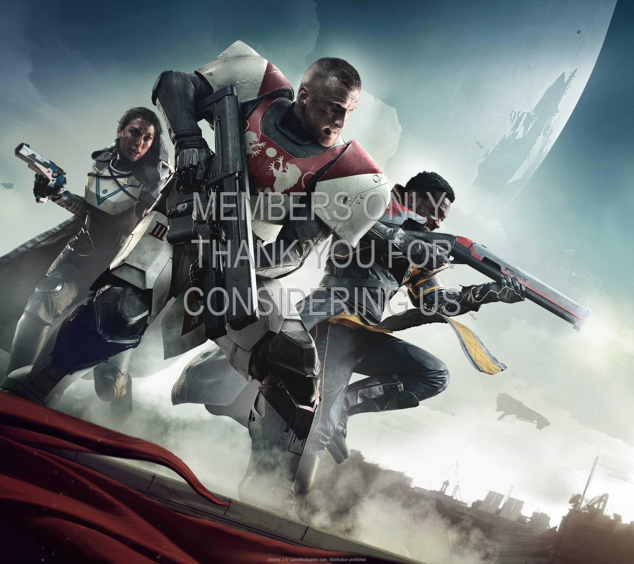 Destiny 2 1080p Horizontal Handy Hintergrundbild 01