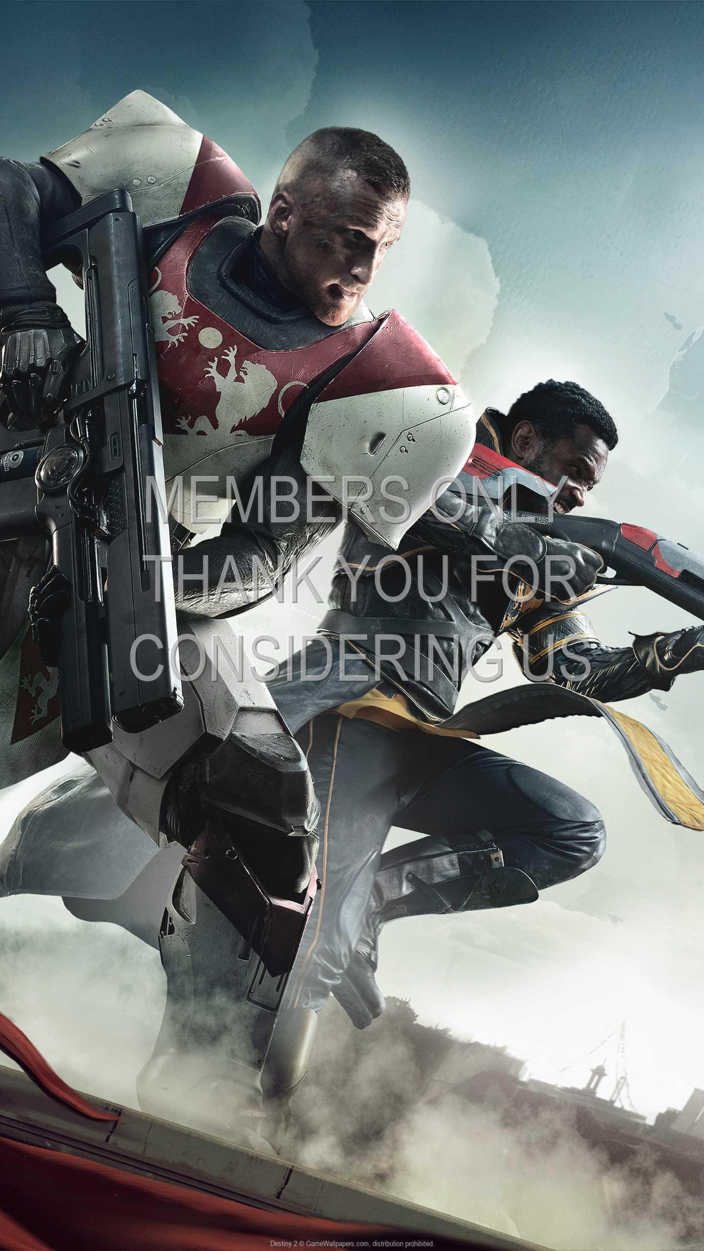 Destiny 2 1440p Vertical Handy Hintergrundbild 01