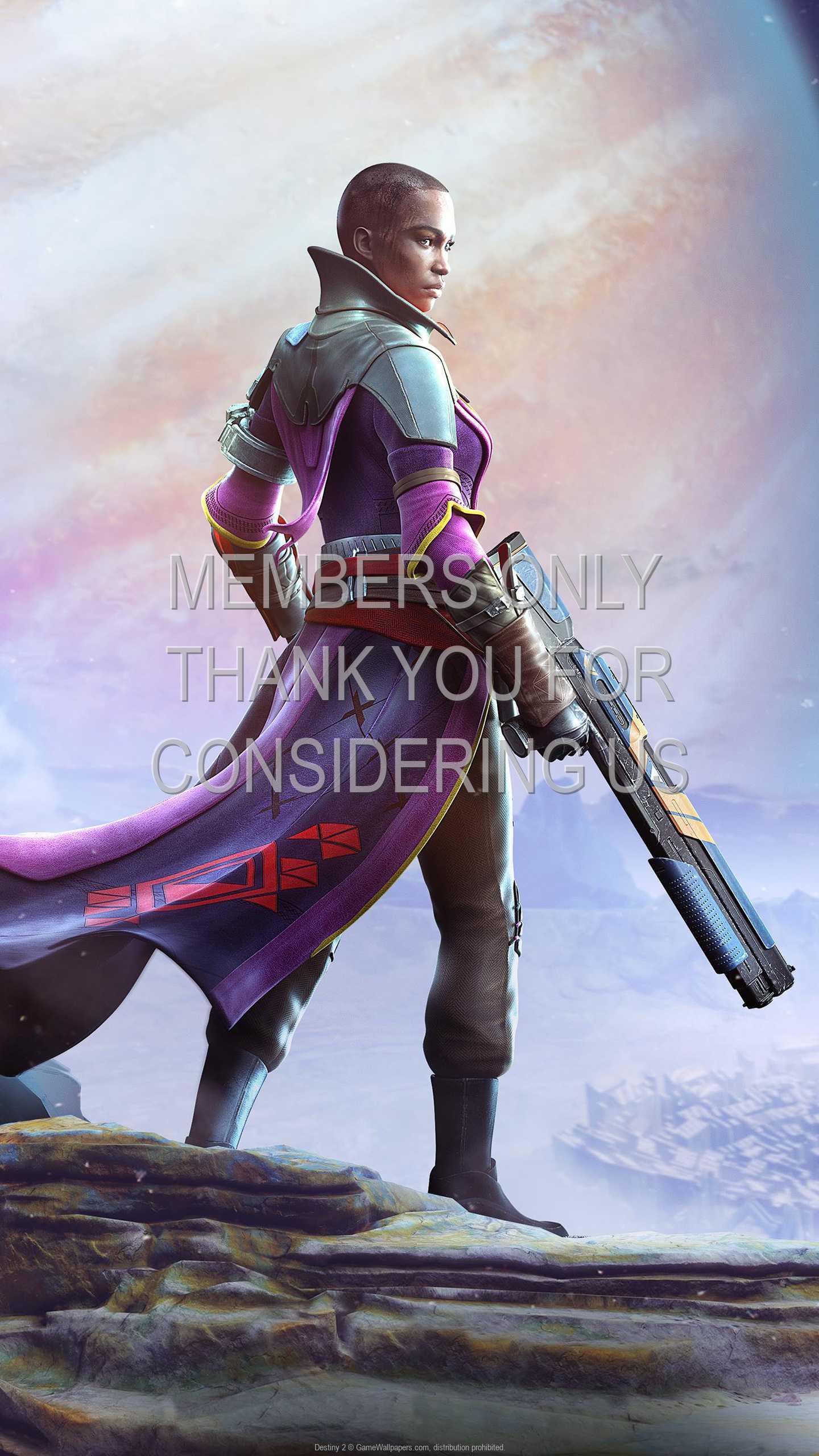 Destiny 2 1440p Vertical Handy Hintergrundbild 09