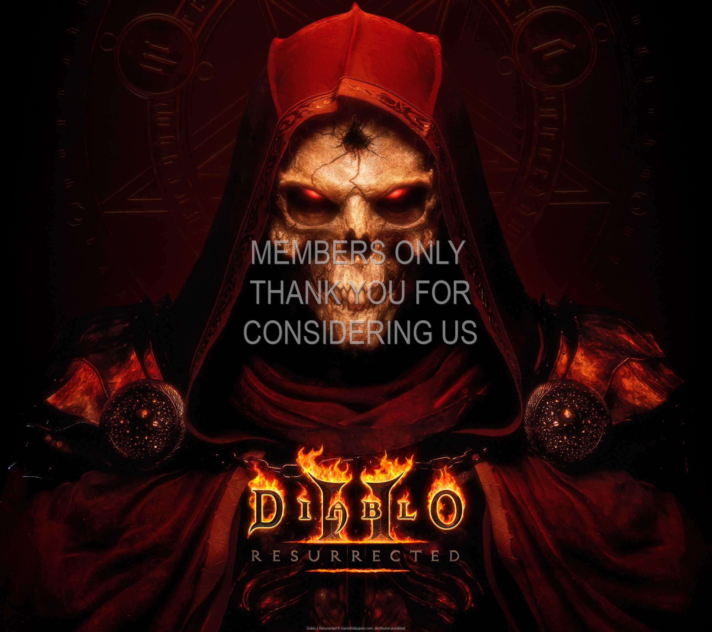 Diablo 2: Resurrected 1440p Horizontal Móvil fondo de escritorio 01