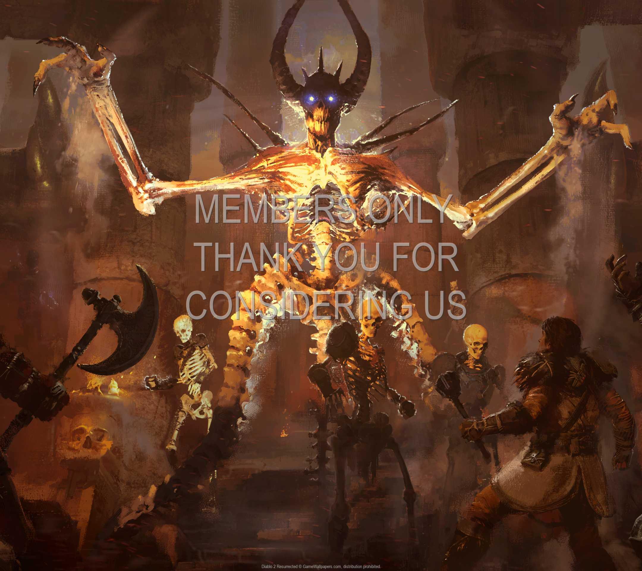 Diablo 2: Resurrected 1080p Horizontal Mobile wallpaper or background 04