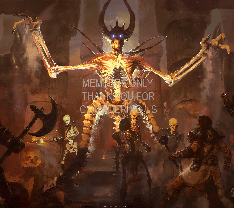 Diablo 2: Resurrected 1440p Horizontal Handy Hintergrundbild 04