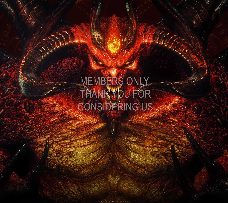Diablo 2: Resurrected 1440p Horizontal Mobiele achtergrond 05