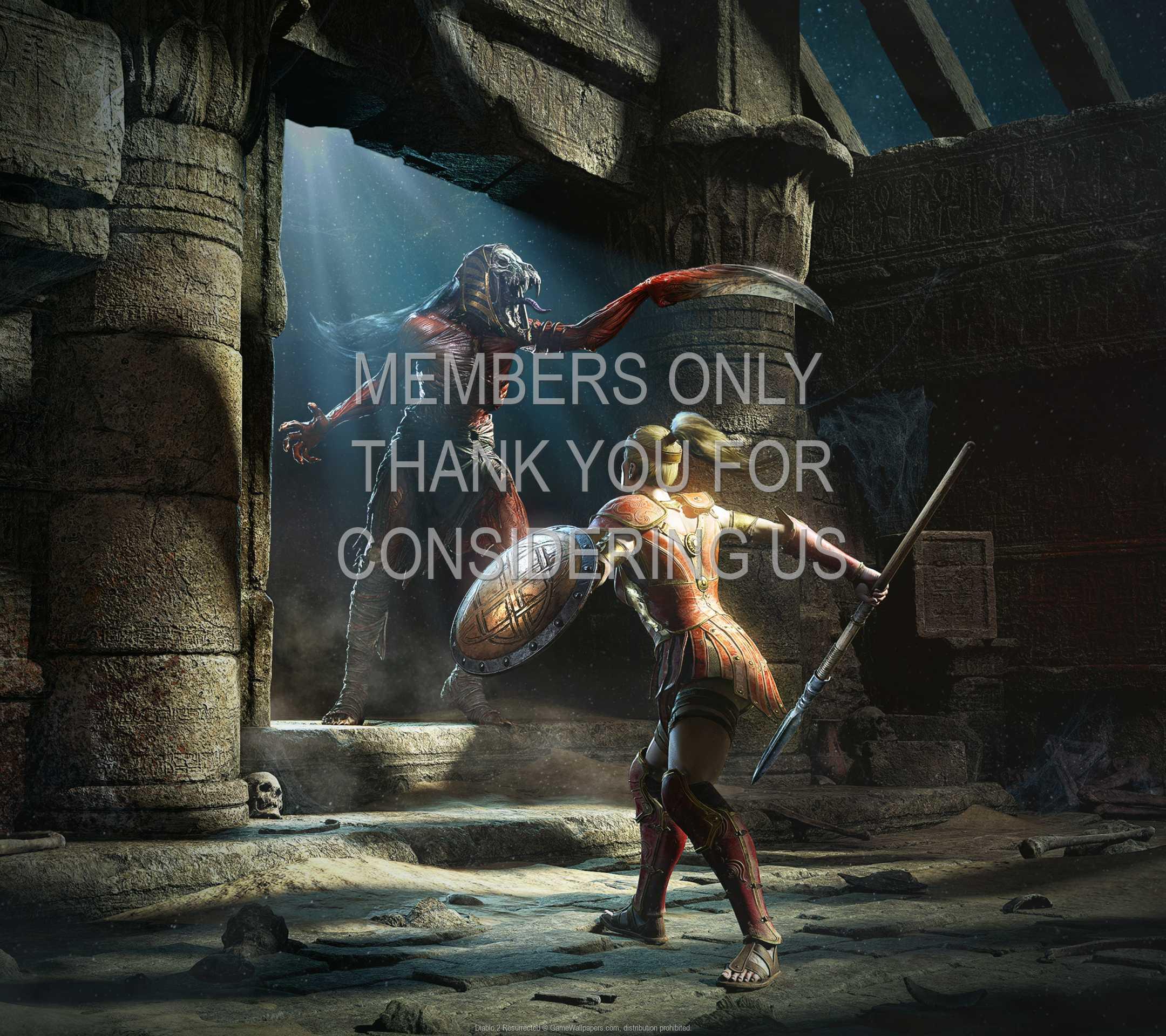 Diablo 2: Resurrected 1080p Horizontal Mobile wallpaper or background 08