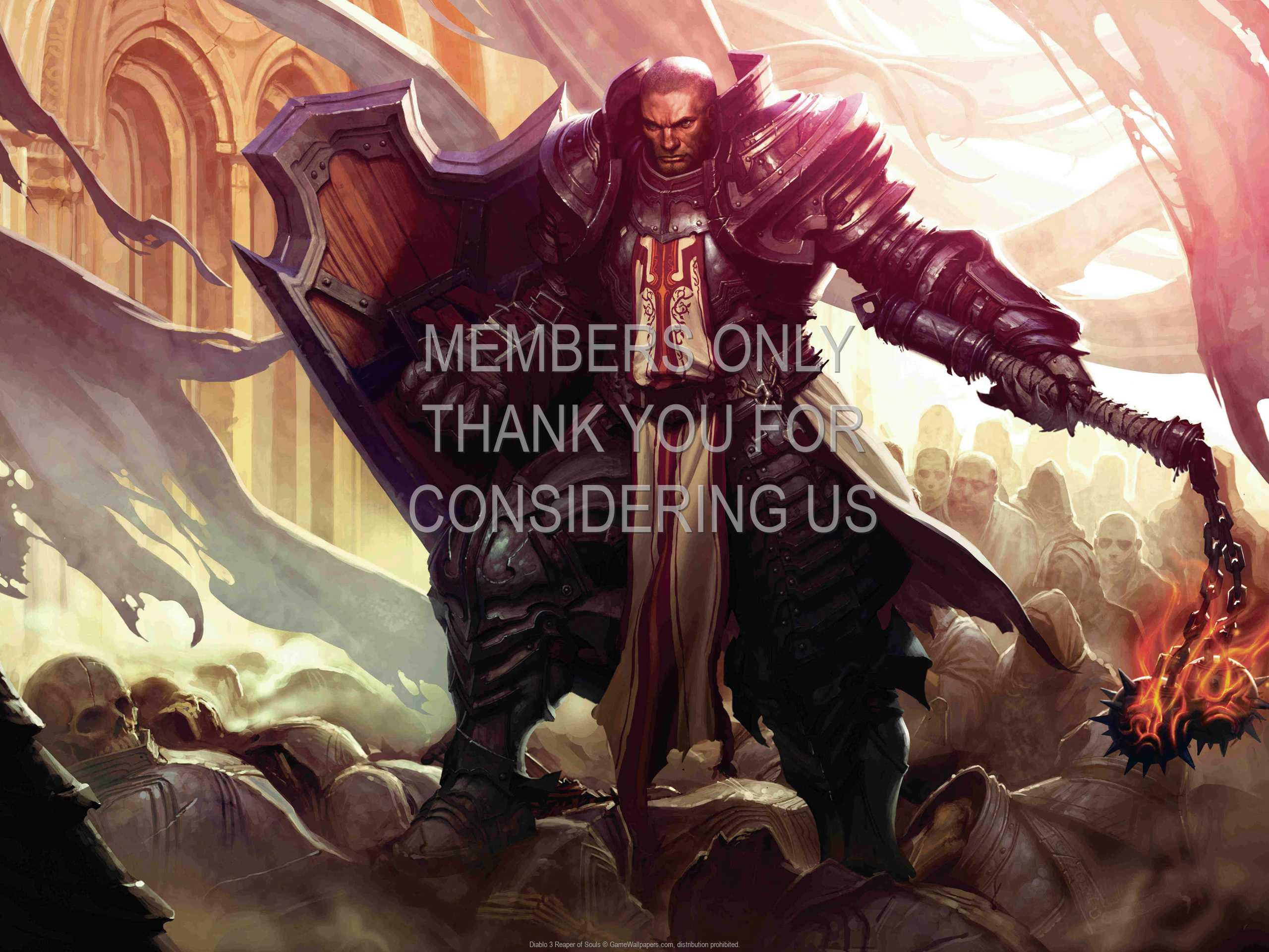 Diablo 3: Reaper of Souls 1080p Horizontal Mobile wallpaper or background 04