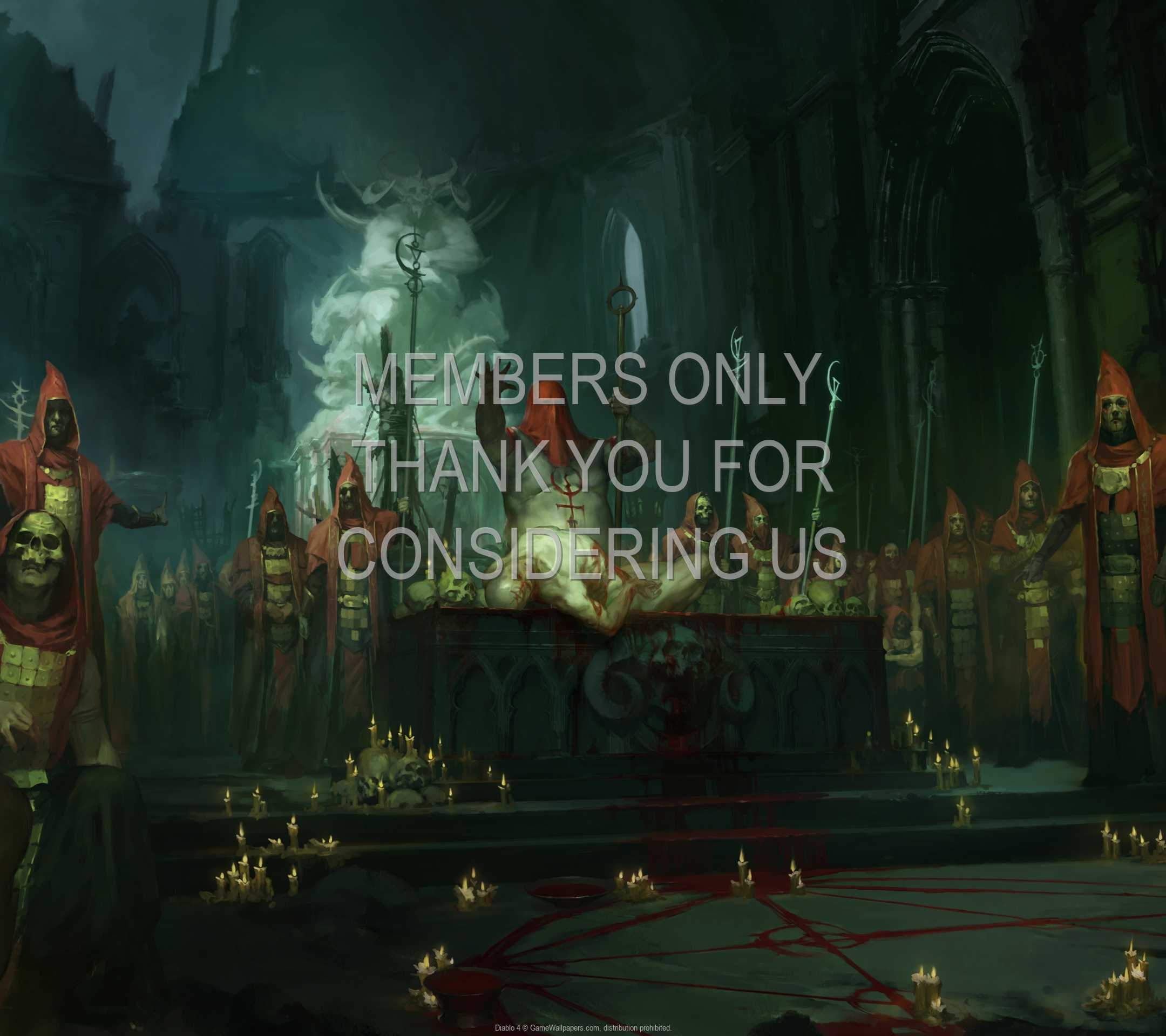 Diablo 4 1080p Horizontal Handy Hintergrundbild 08